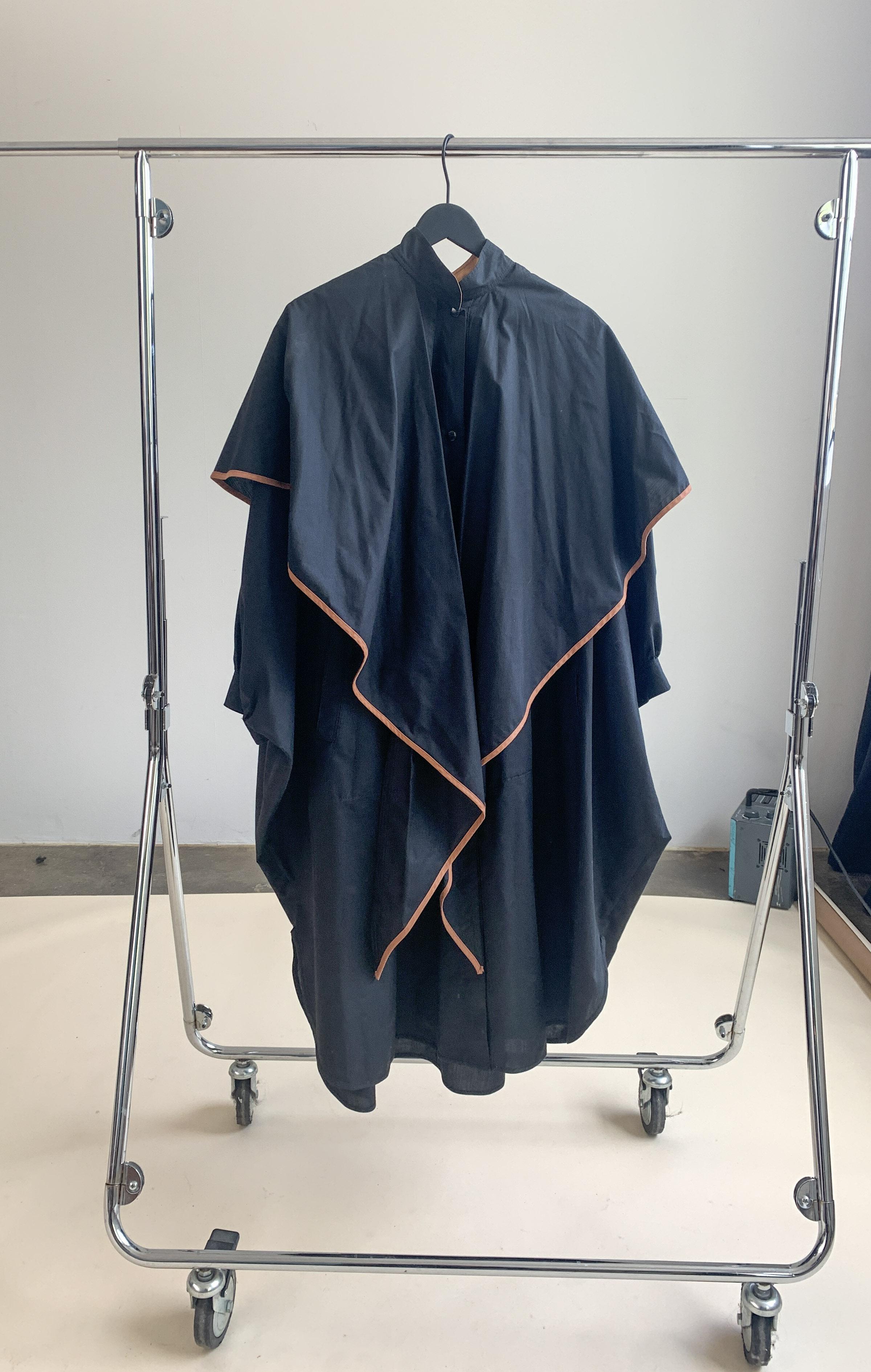 Myre Couture avantgarde cape
