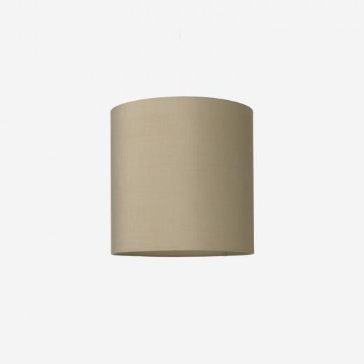 Raw silk shade/pendant, kit, 40x39 cm