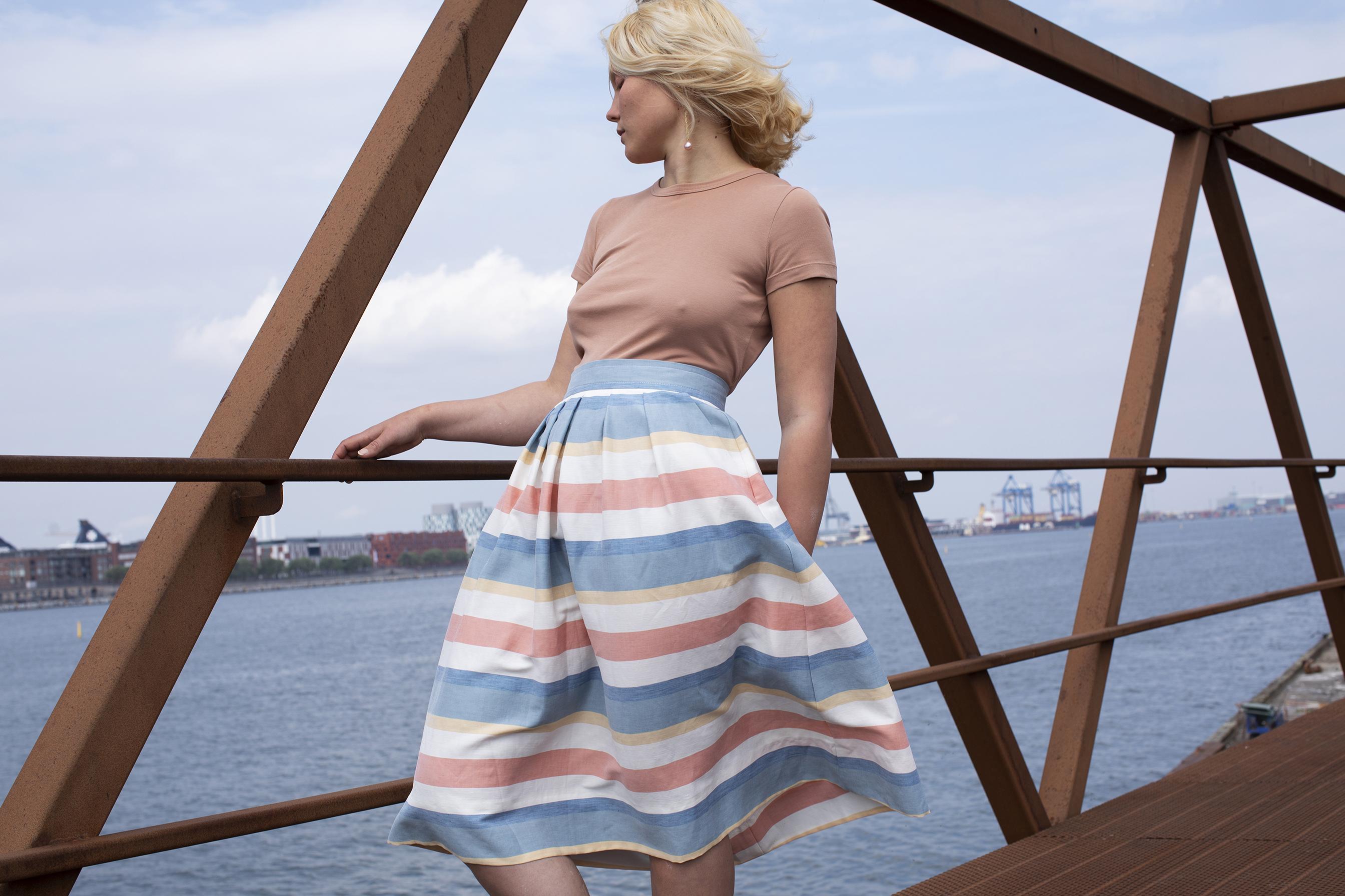 ASK X EMBLA  Thora skirt