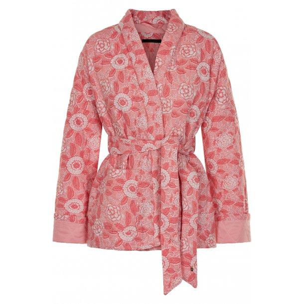 Quilted short kimono, simi bouble Vibeke Scott