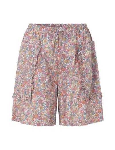 APOF Sueella shorts in liberty print June blossom
