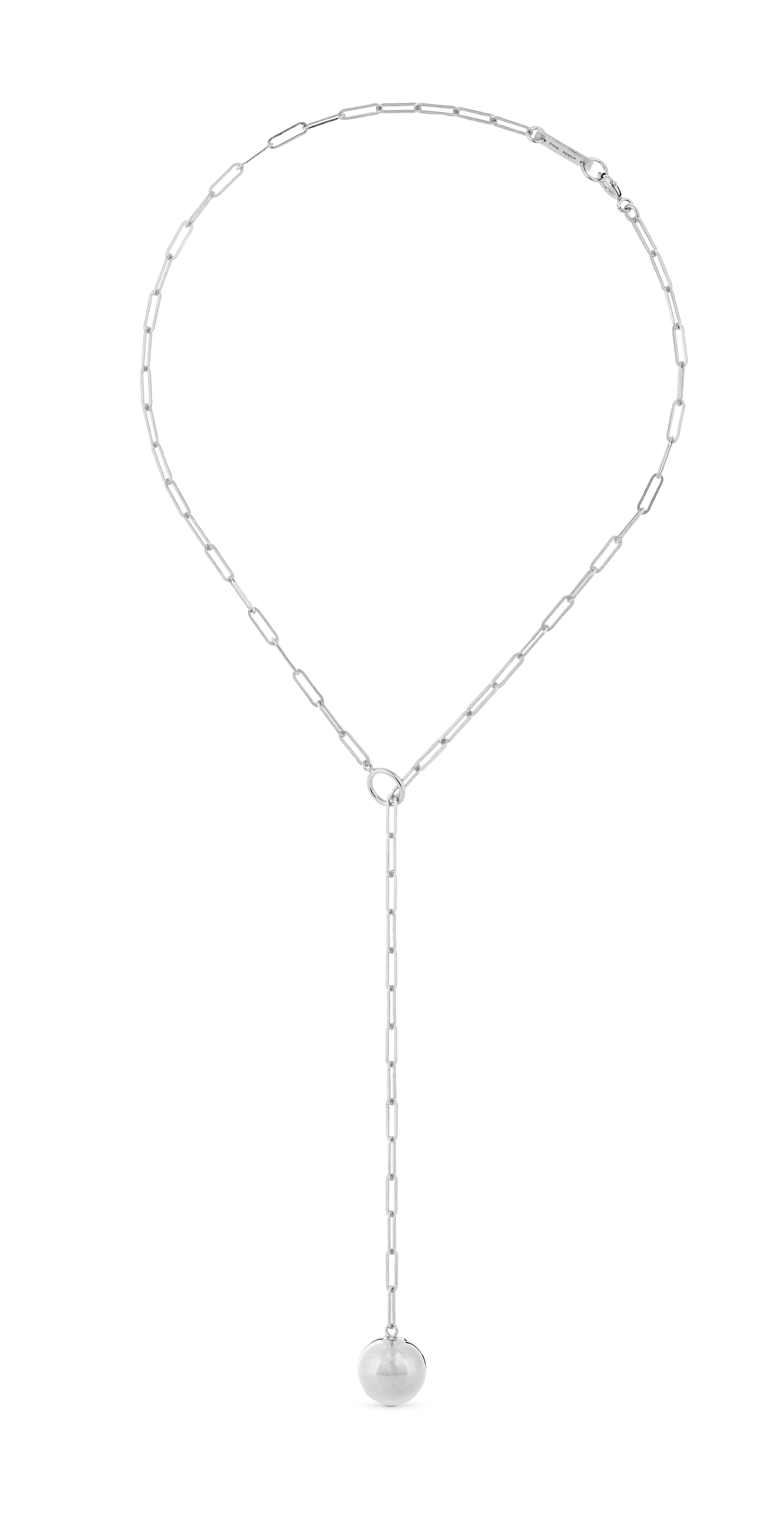 Ceres silver necklace