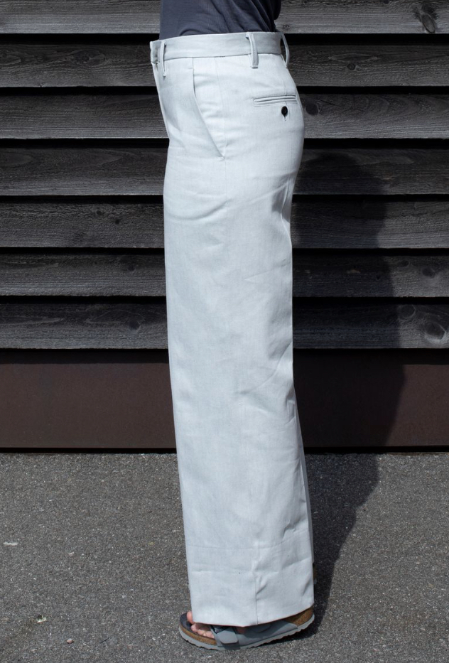ASK X EMBLA Freja pant off-white