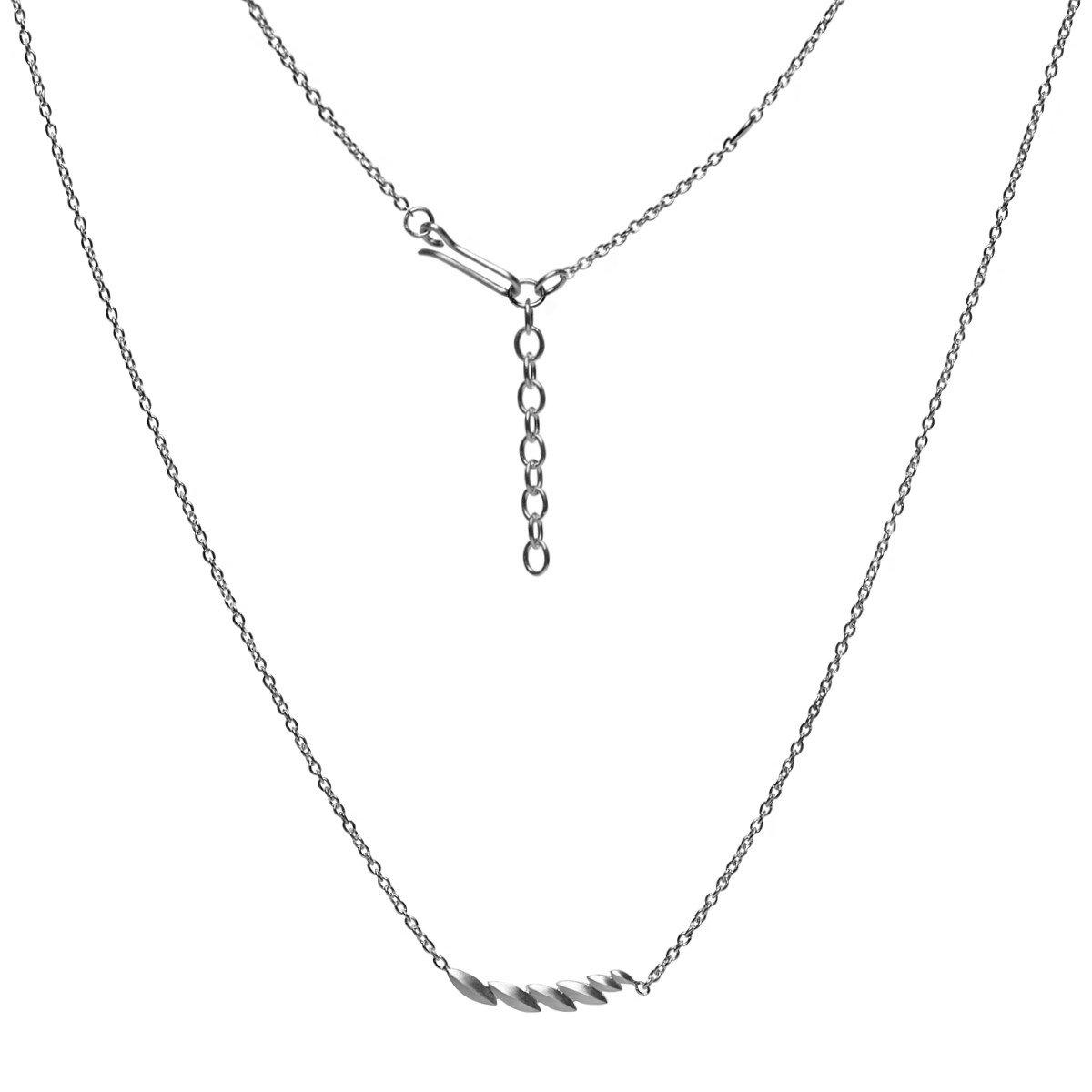 Kivi Lai Cesar Necklace in silver