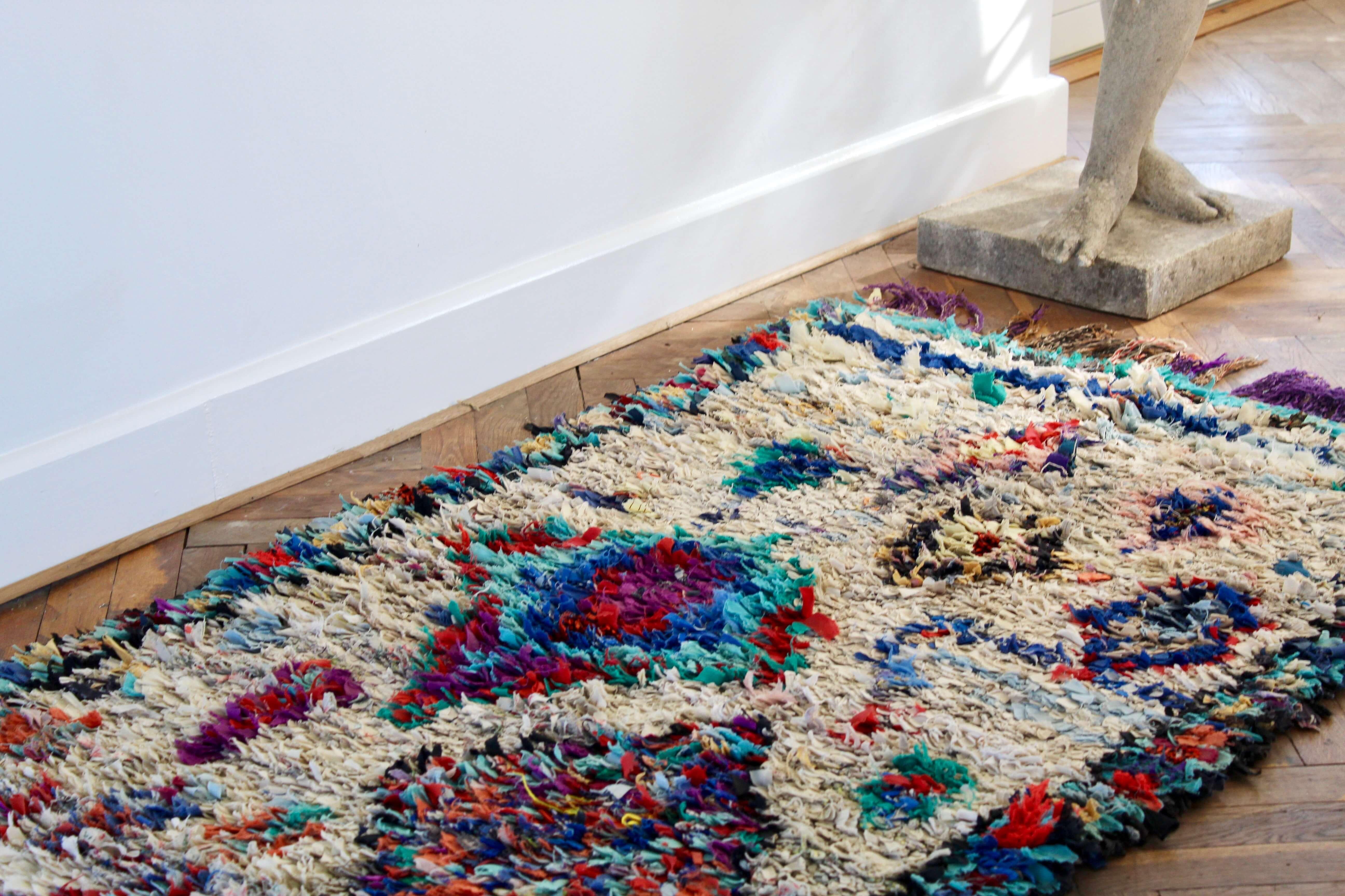 Boucheruite rug 200 x 100 cm