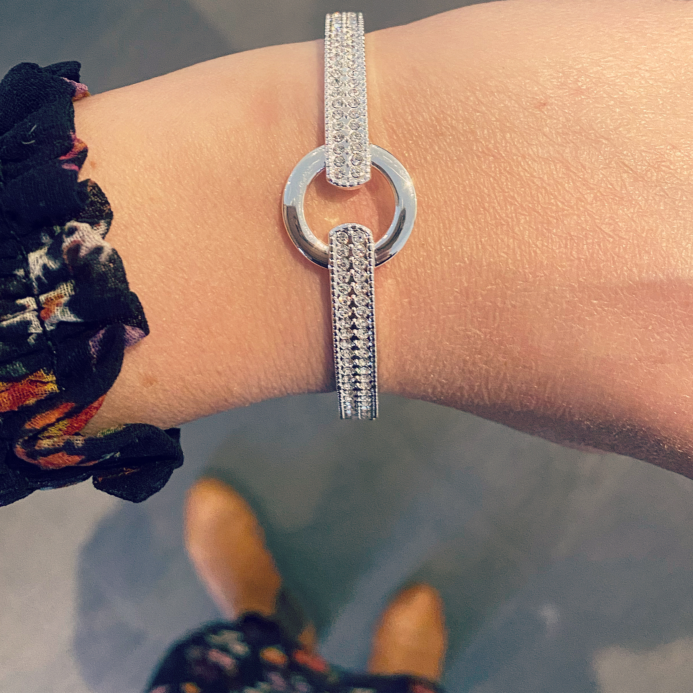 "Armband ""silver"""