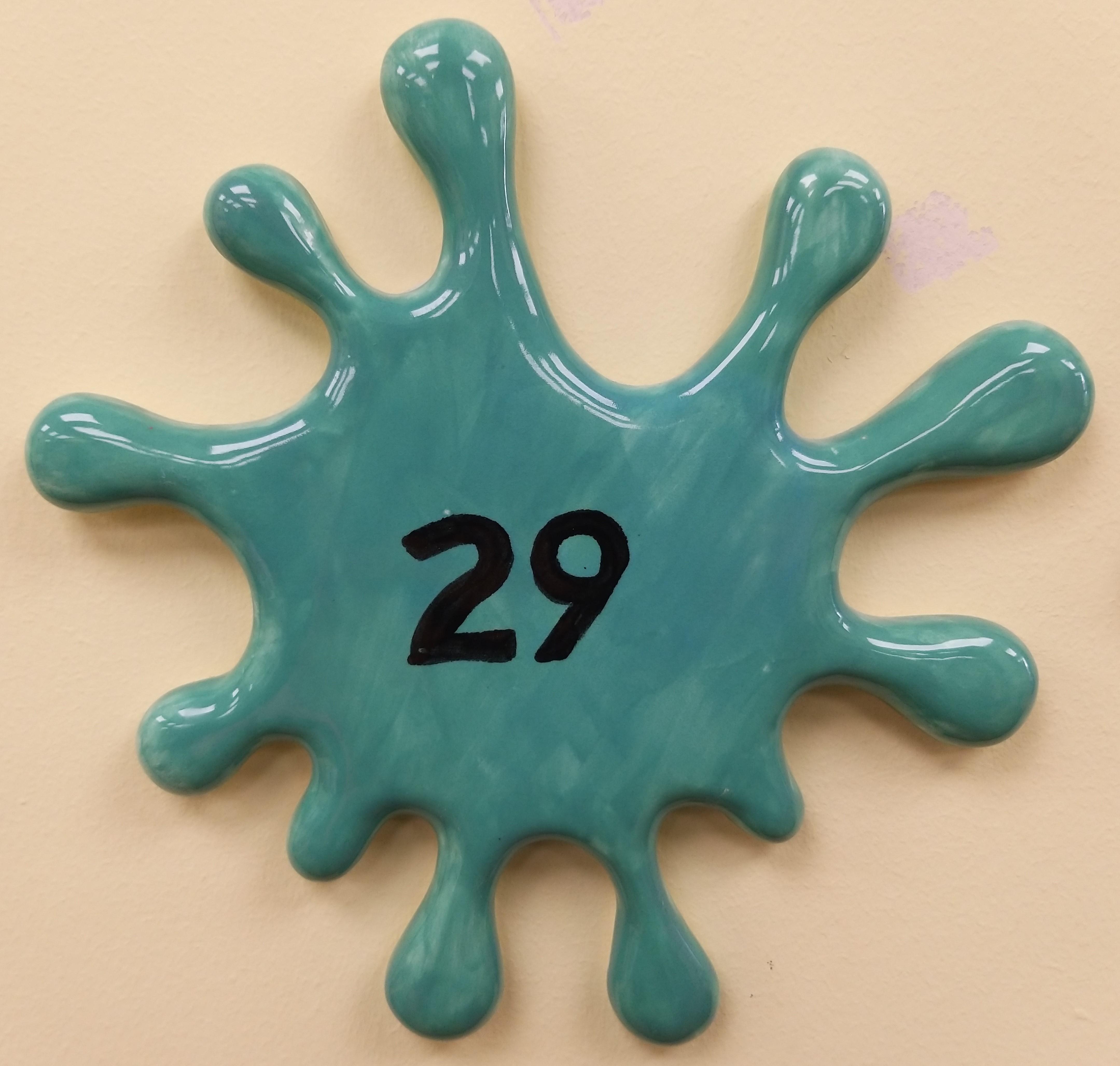 29. Spearmint