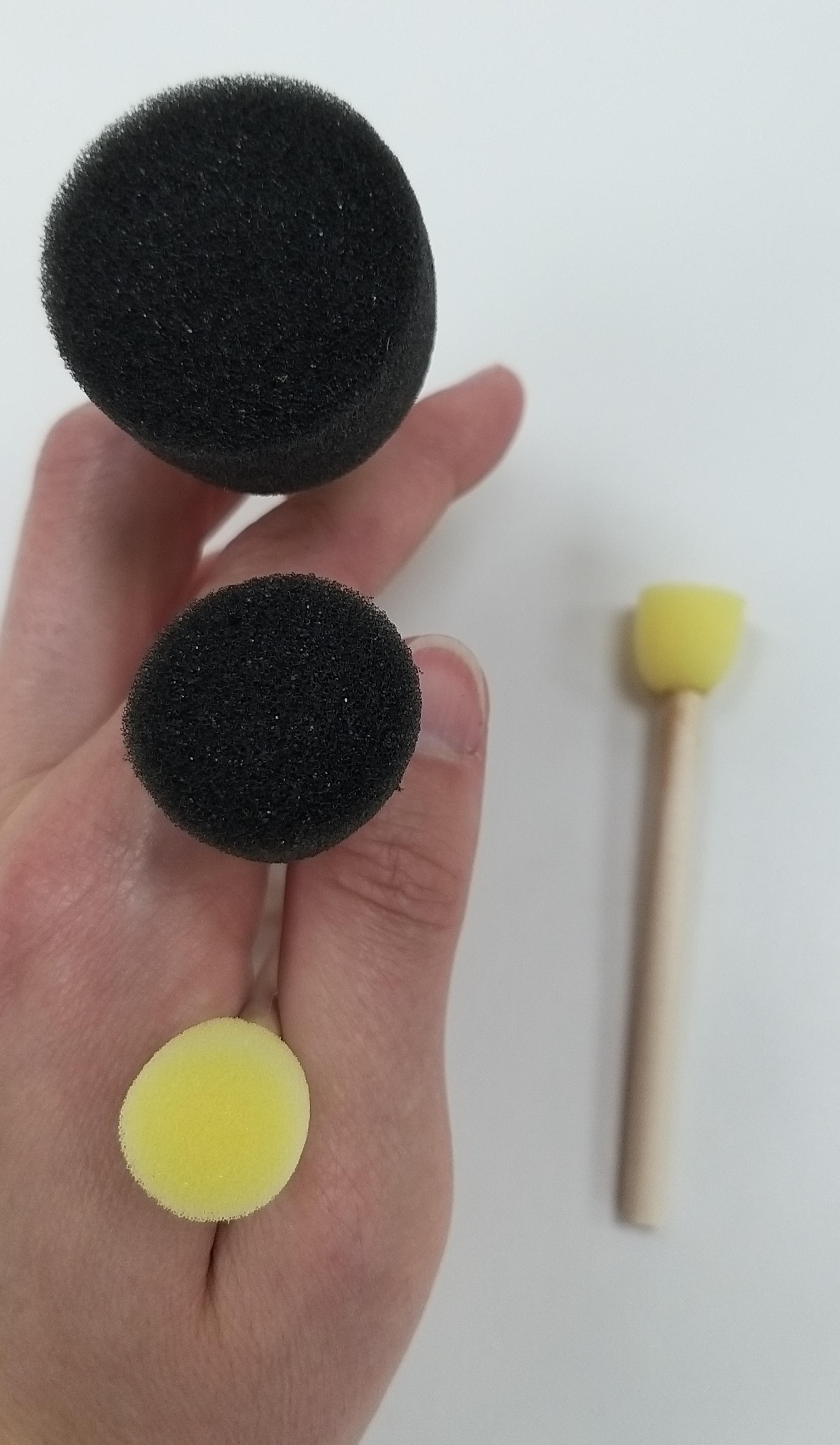 Sponges on Sticks