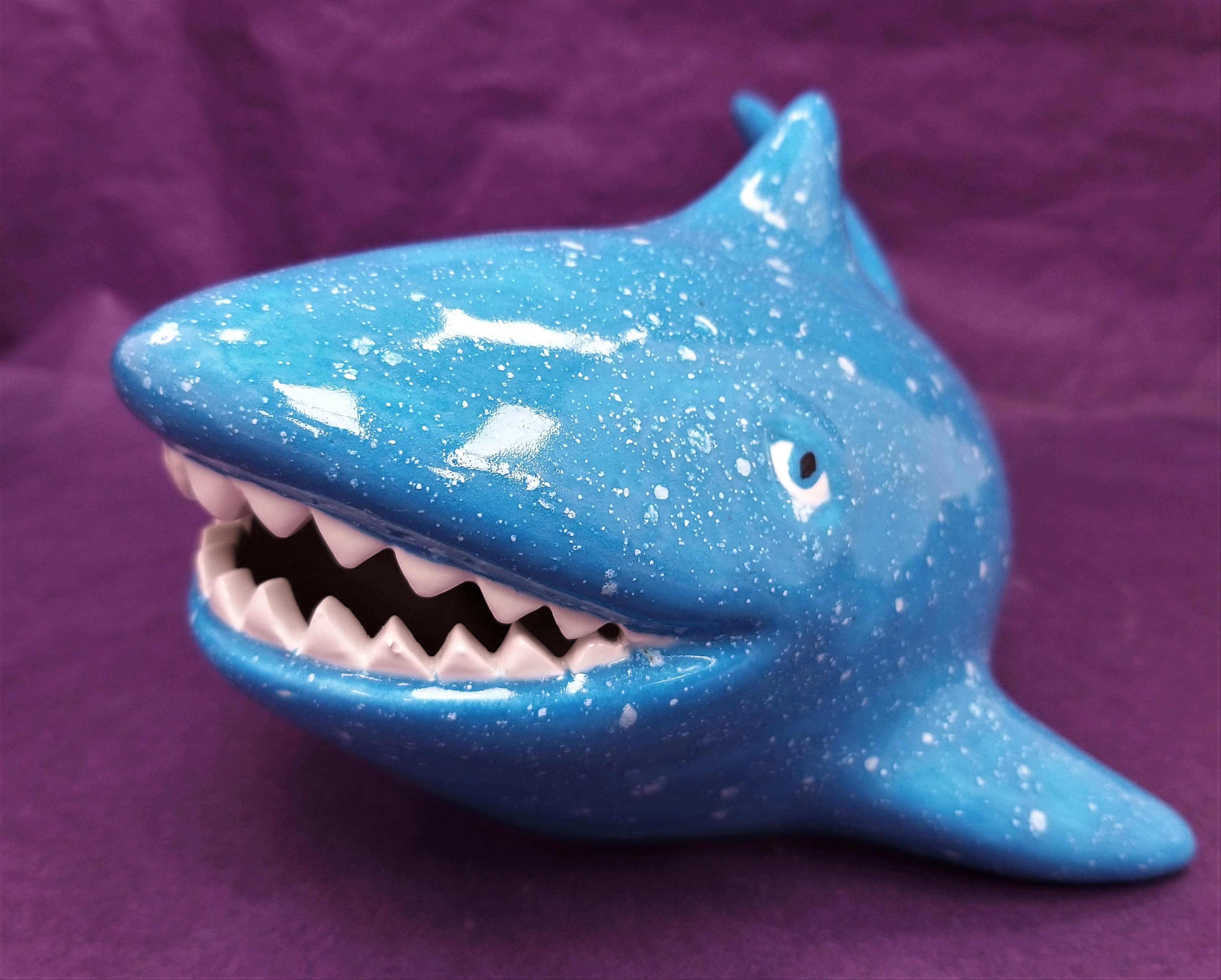 Large Shark Money Bank