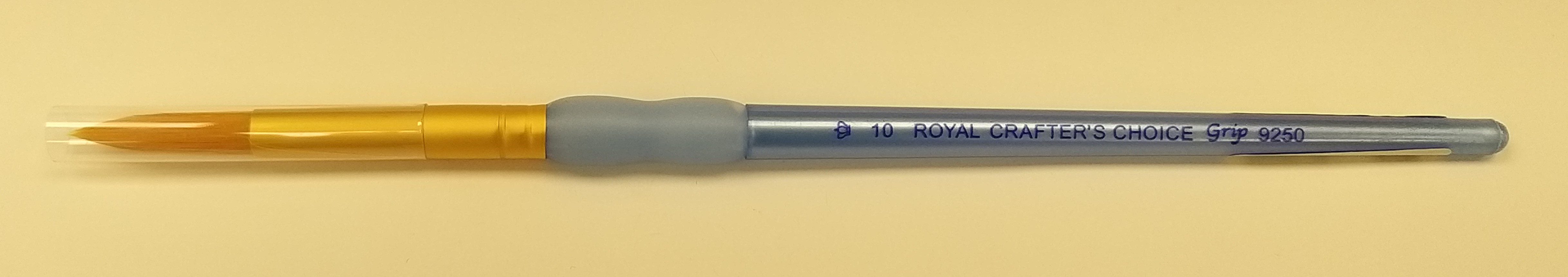 Large Round Brush (Soft-grip)