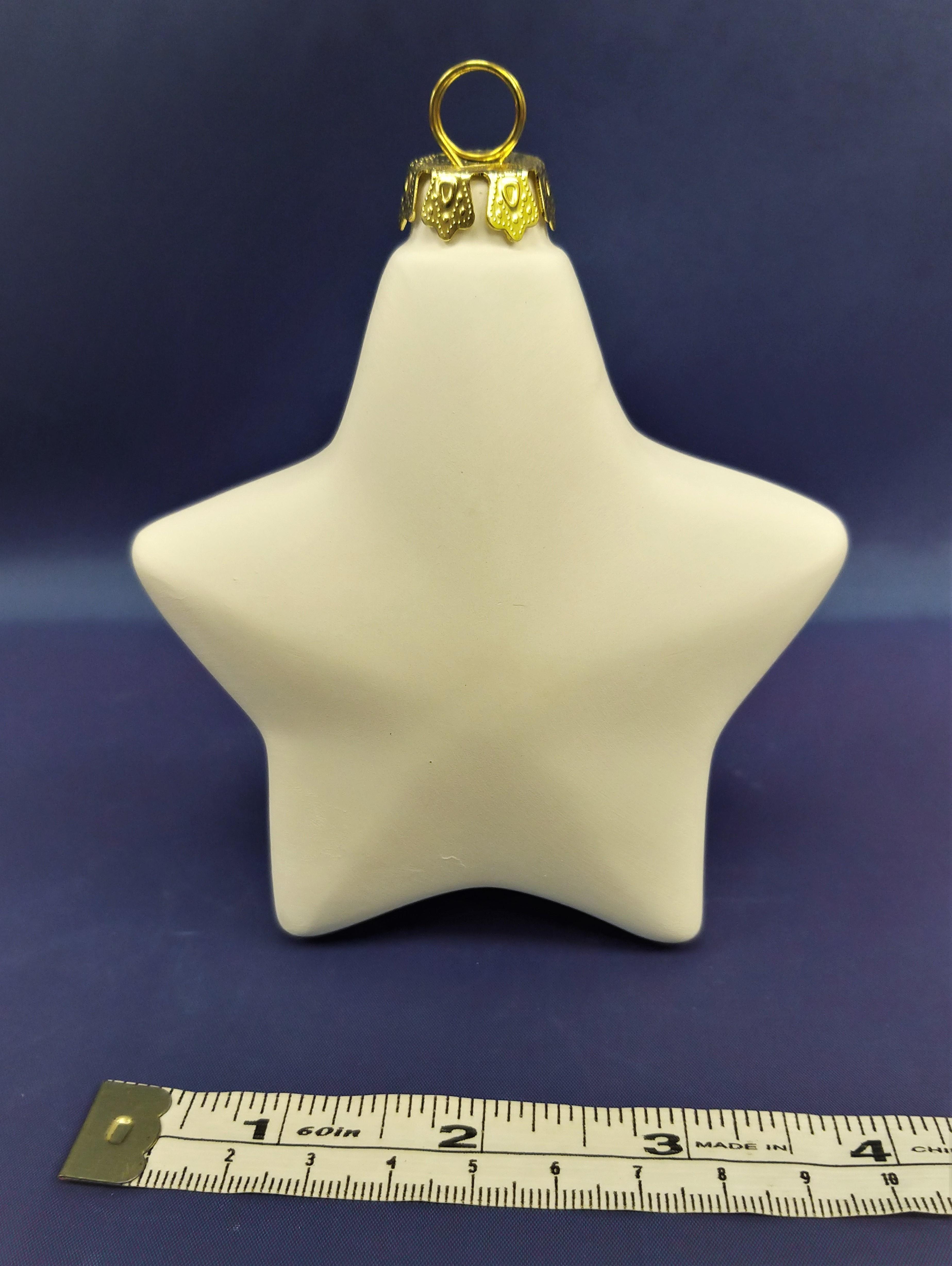 3D Star Bauble