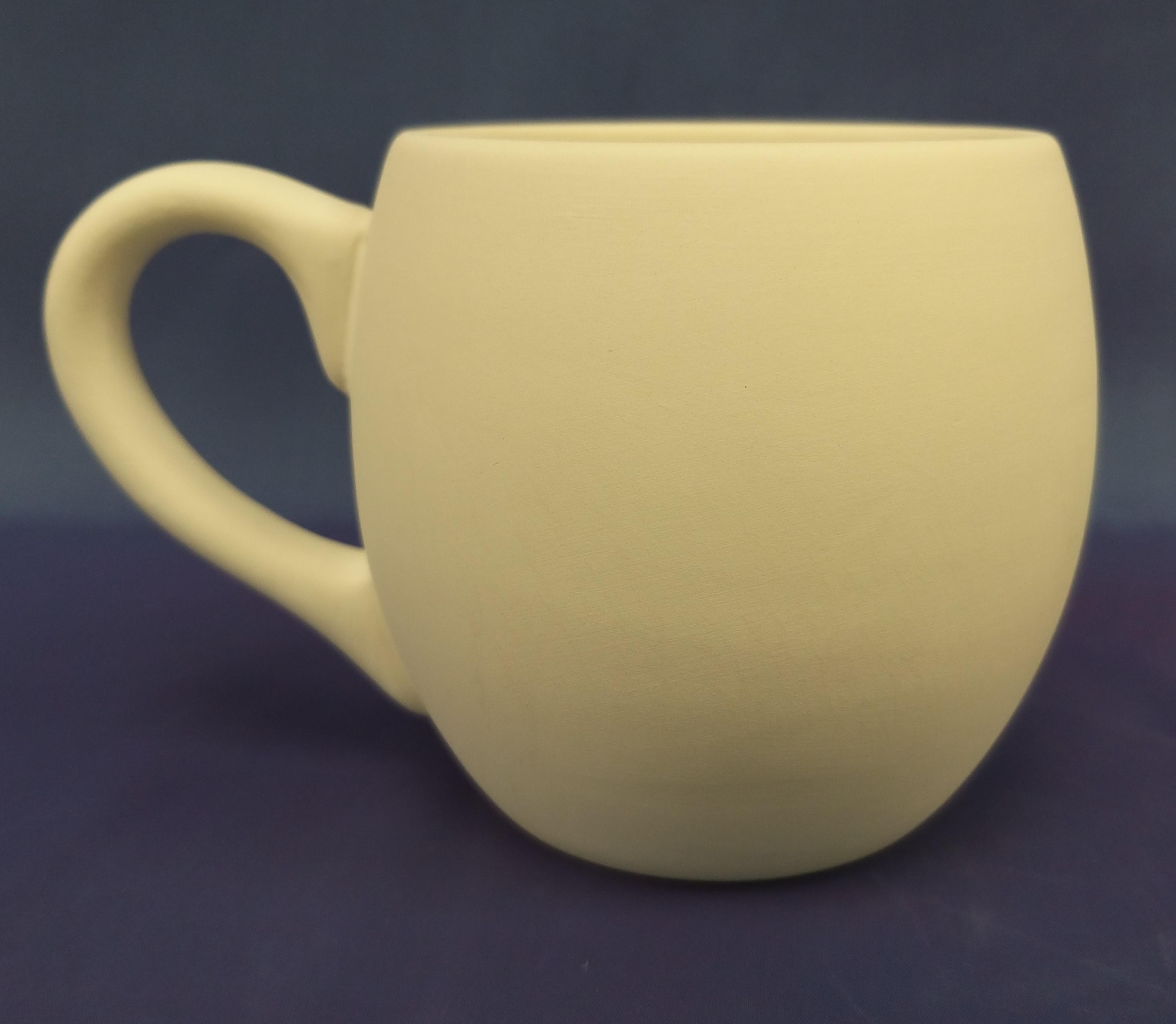 Small Barrel Mug