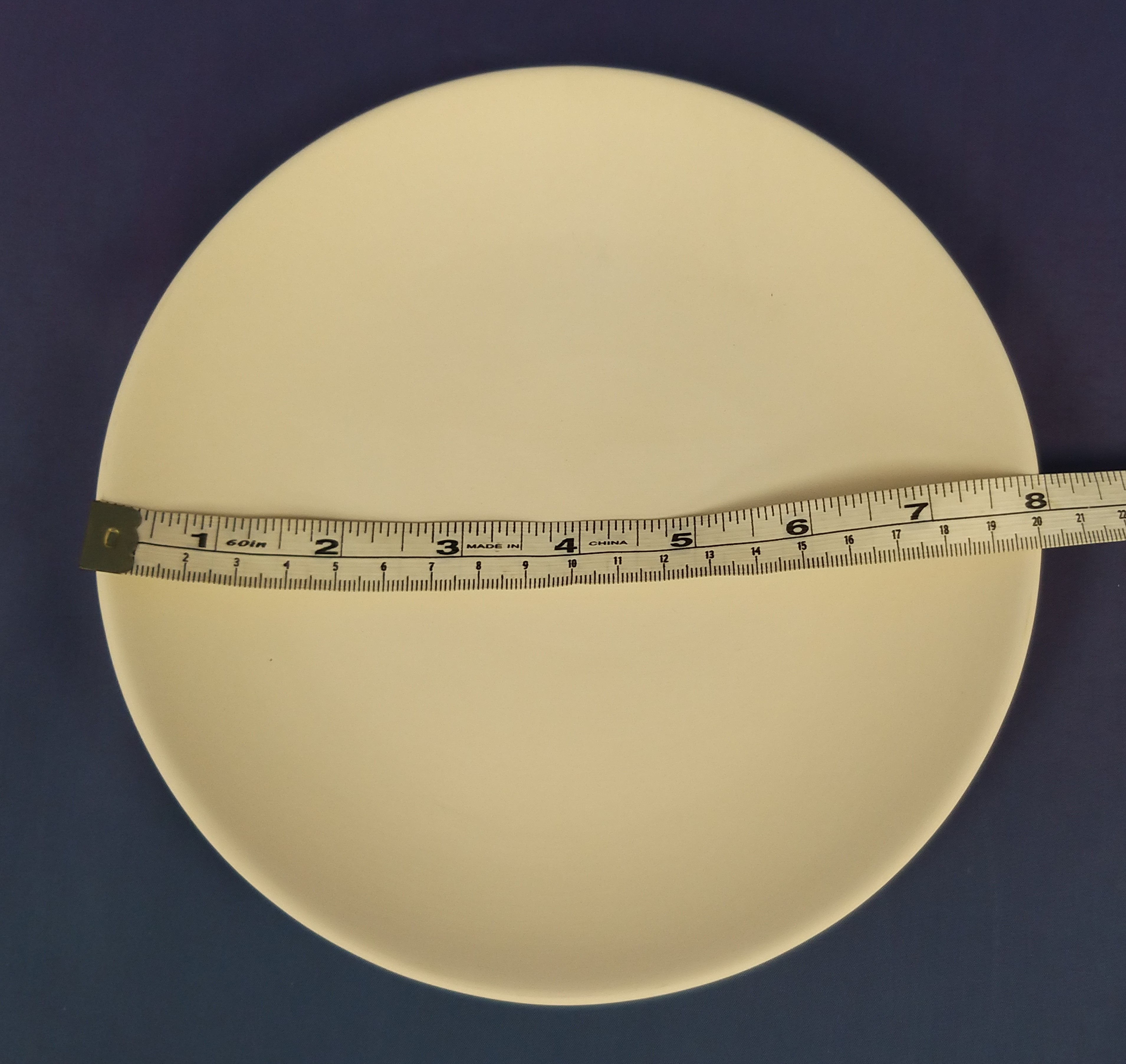 Curved Plate (Side)