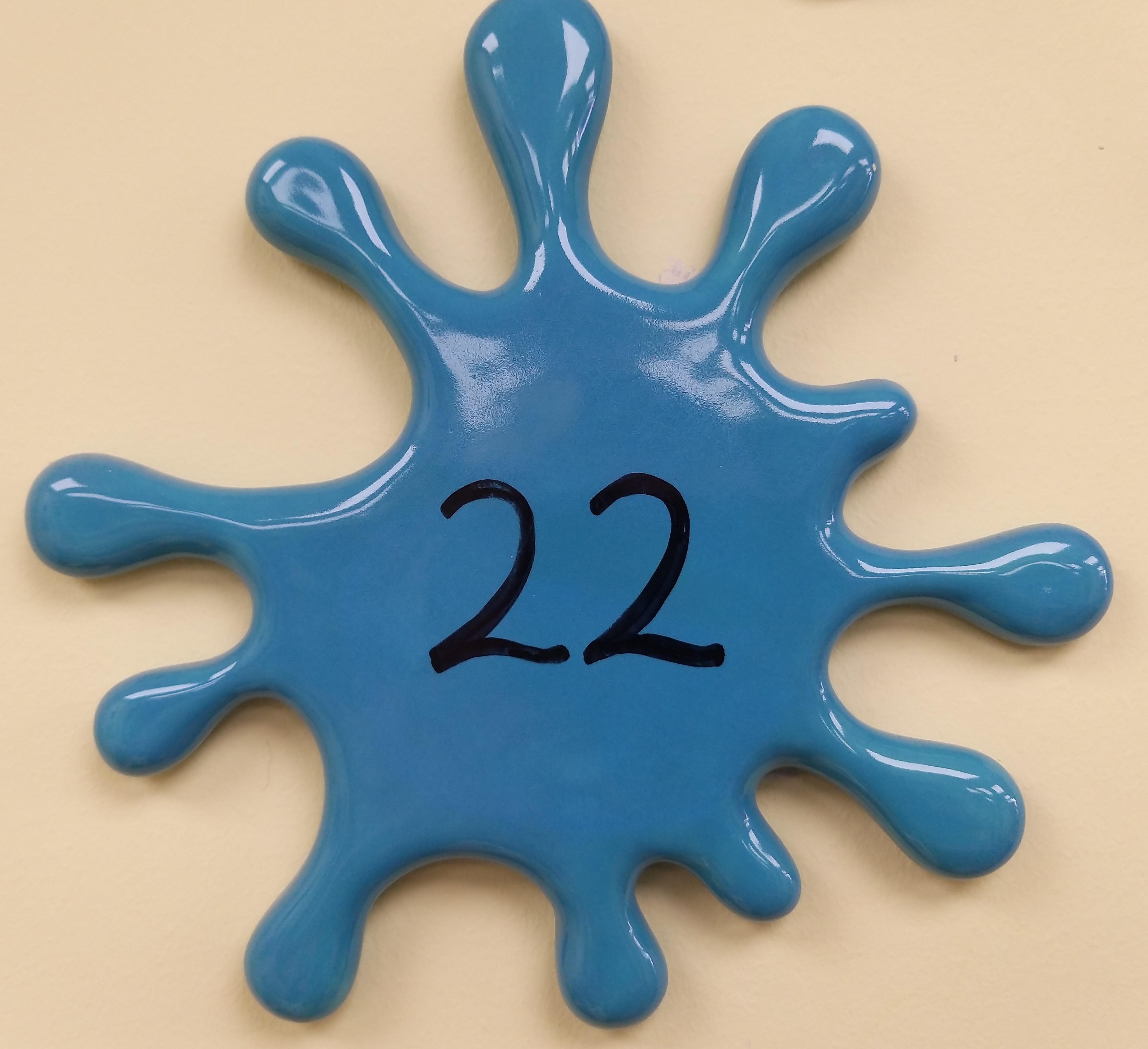 22. Turquoise