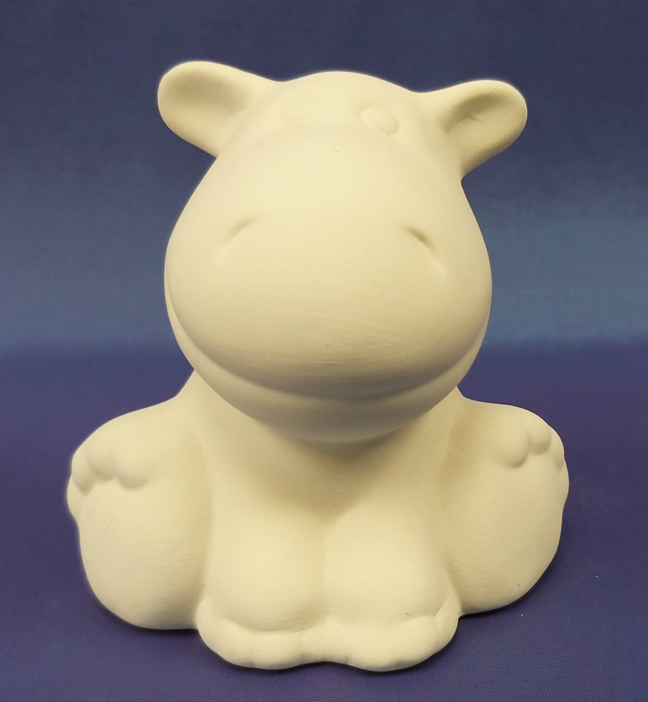 Cute Hippo