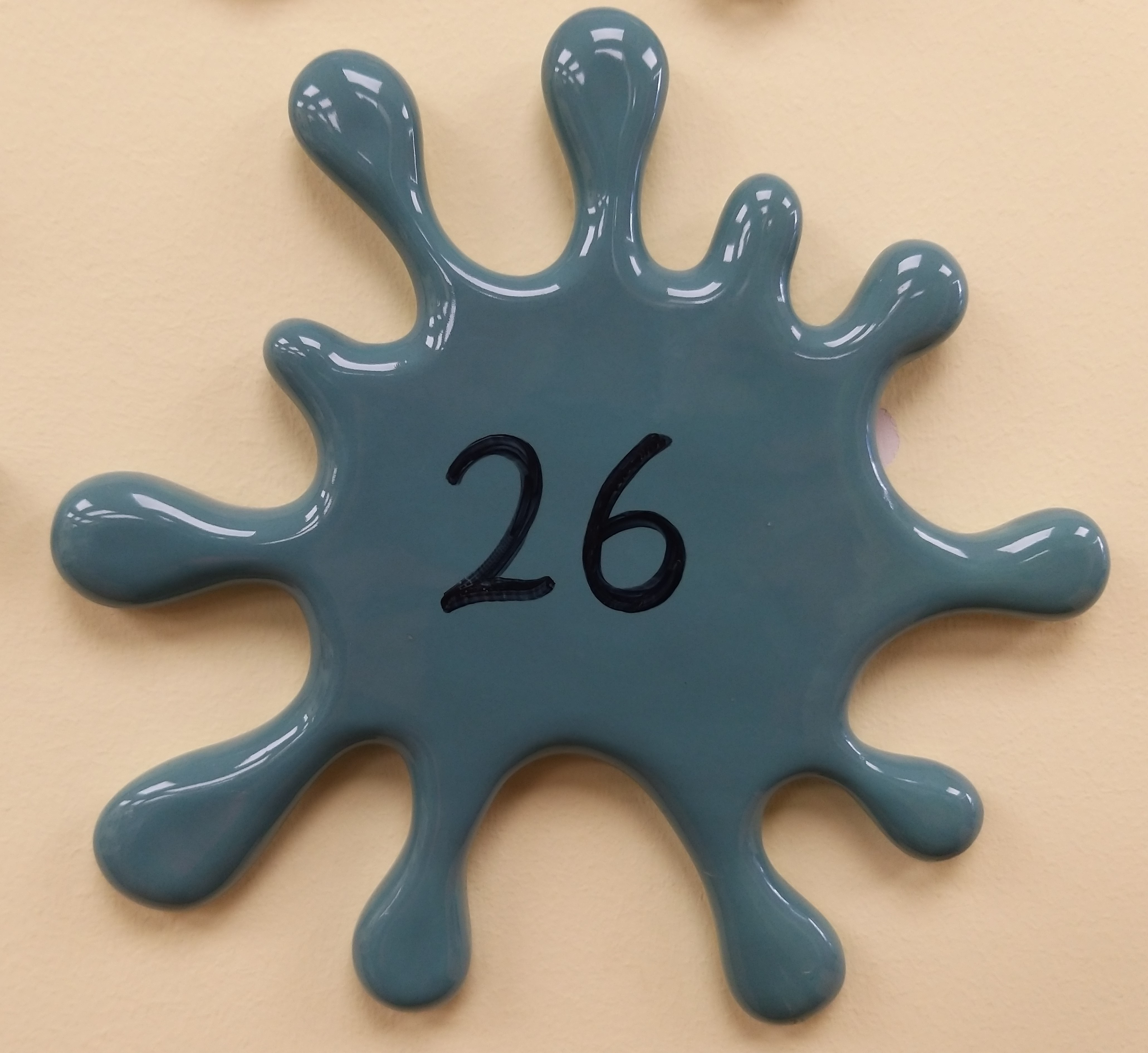 26. Blue-Grey-Green