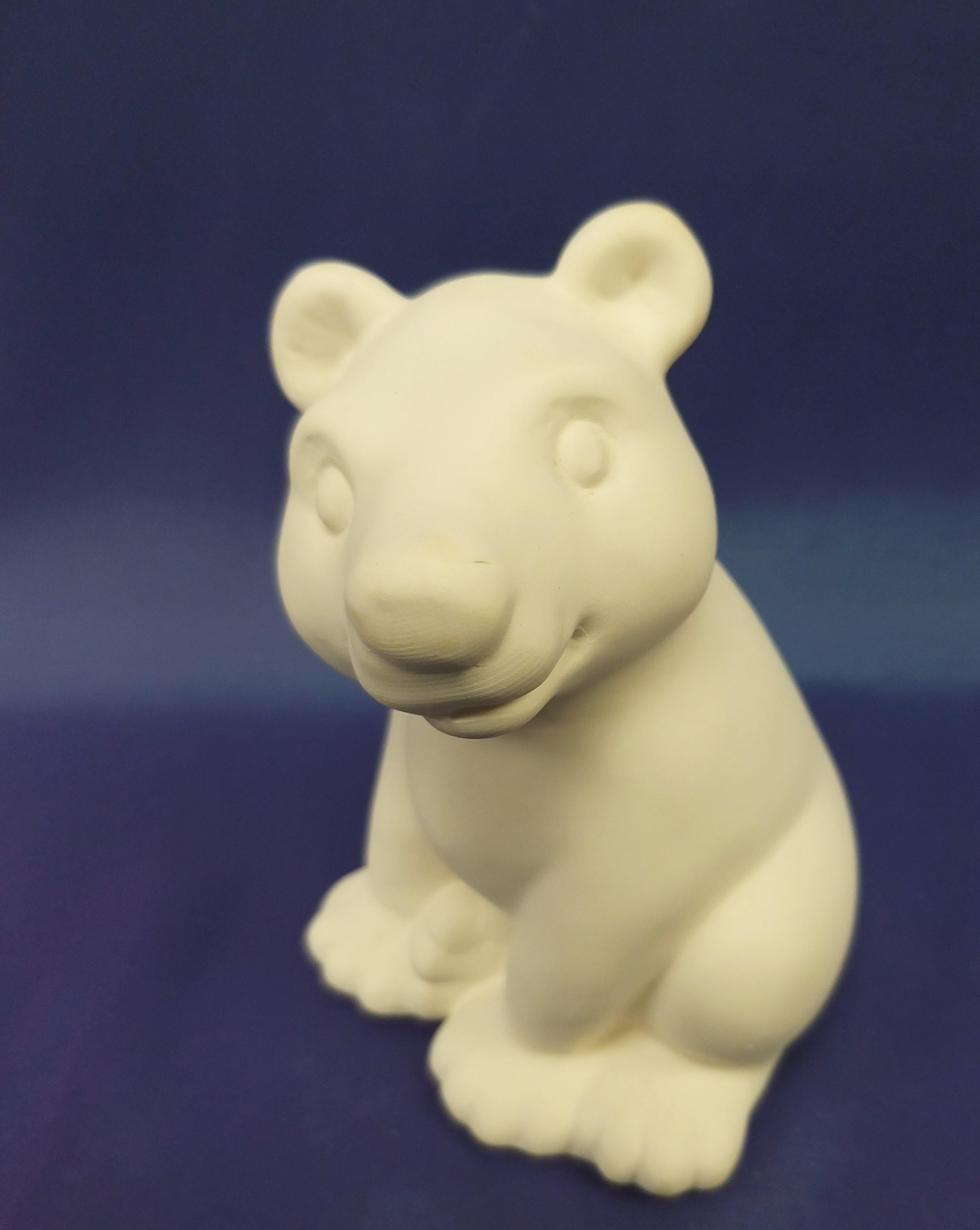 Bear (Sitting)