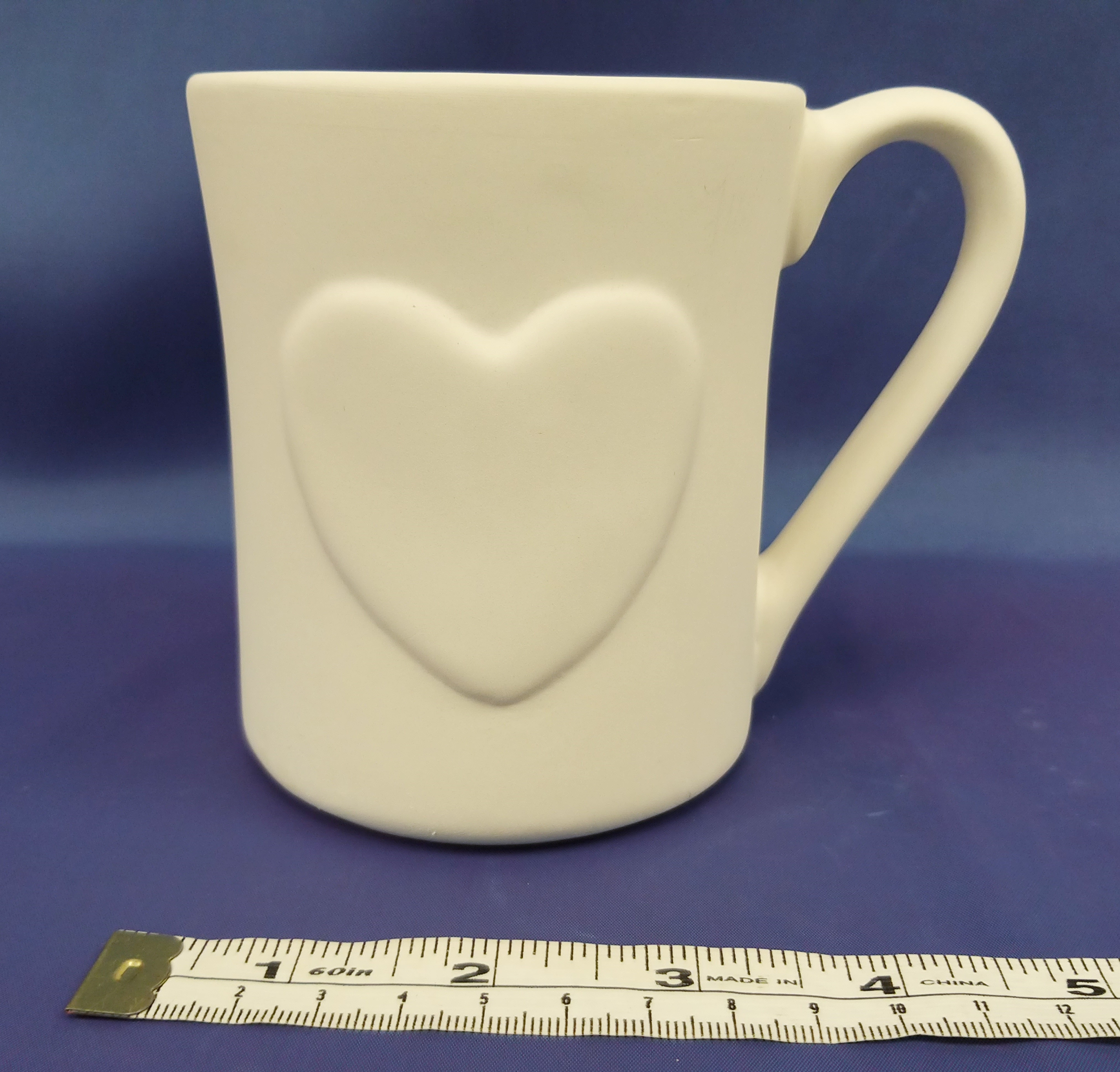 Mug with Heart on front