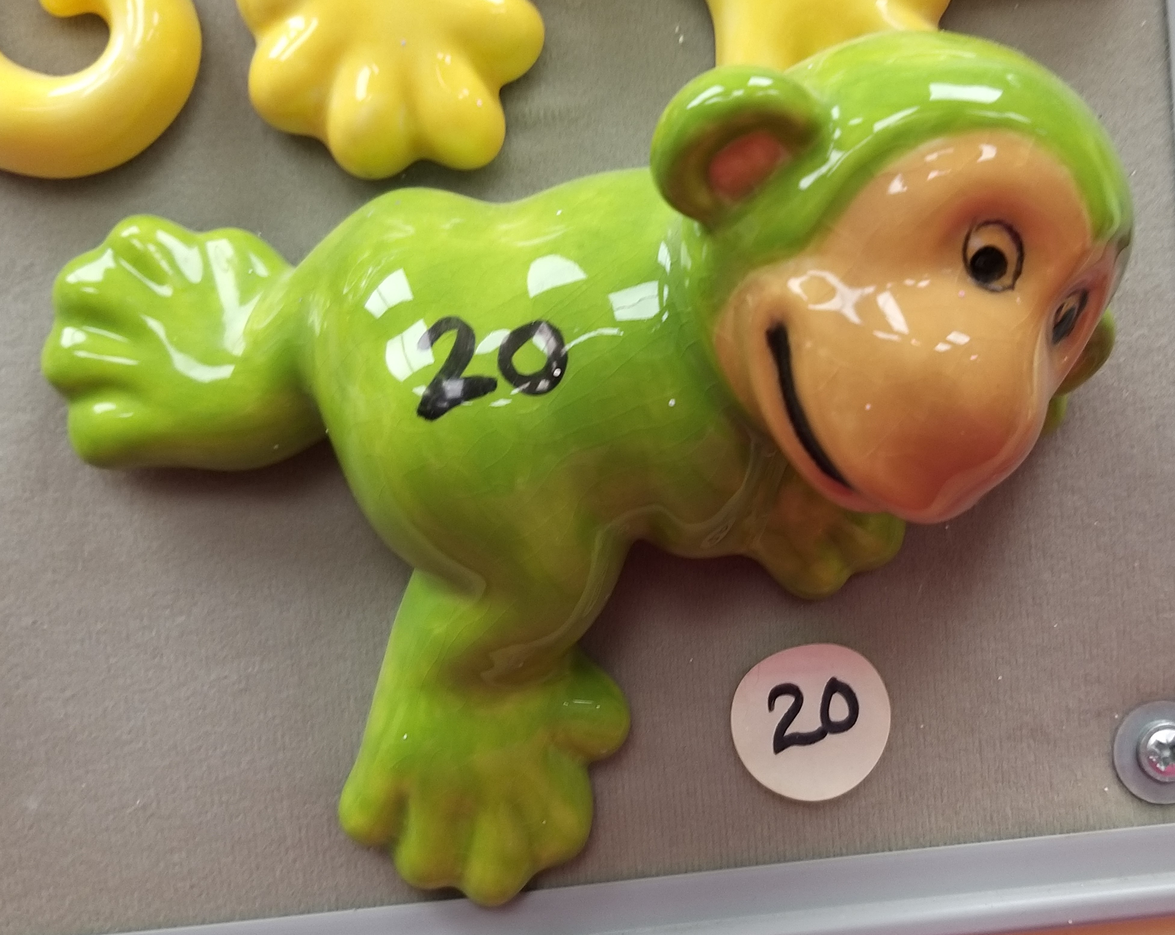 20. Bright Green