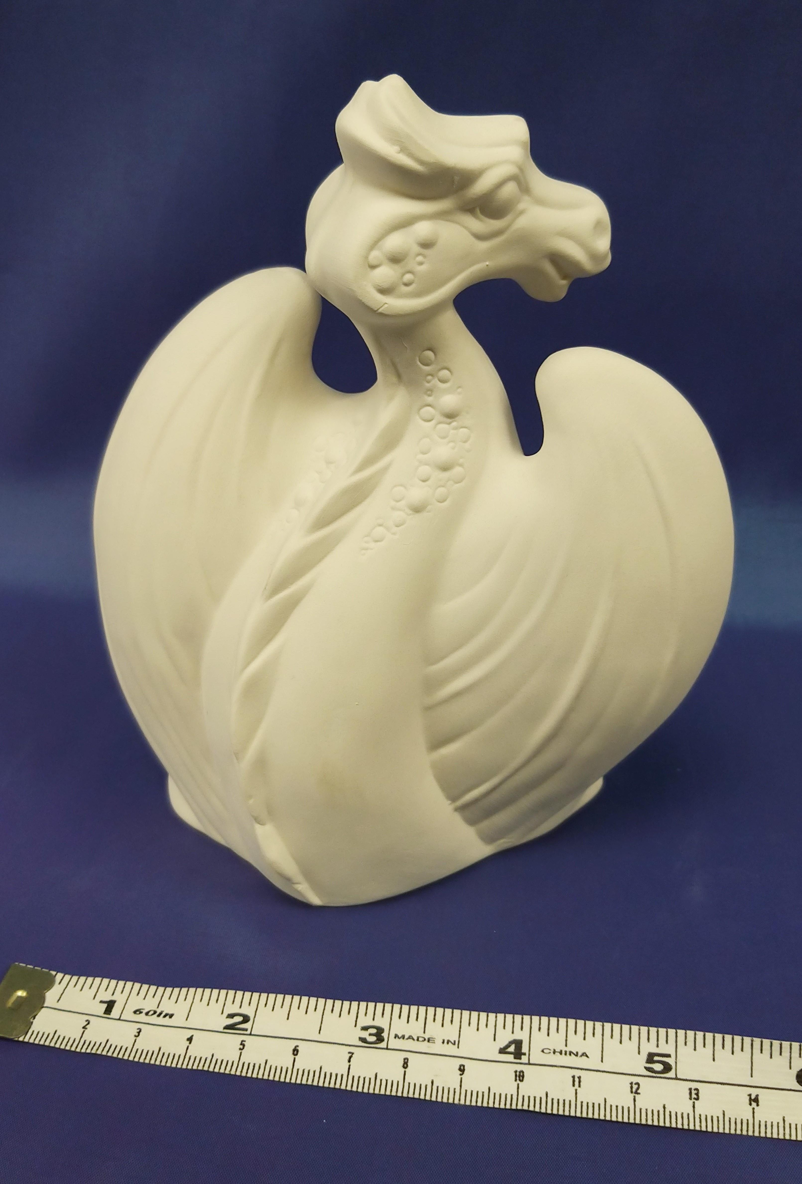 Winged Dragon Figurine