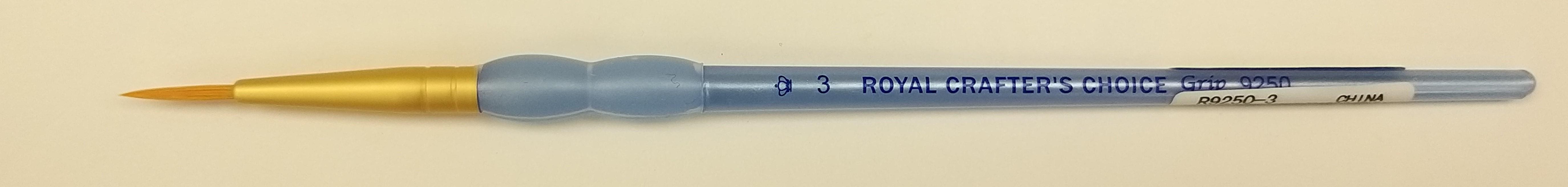 Long Liner Brush (Soft-grip)