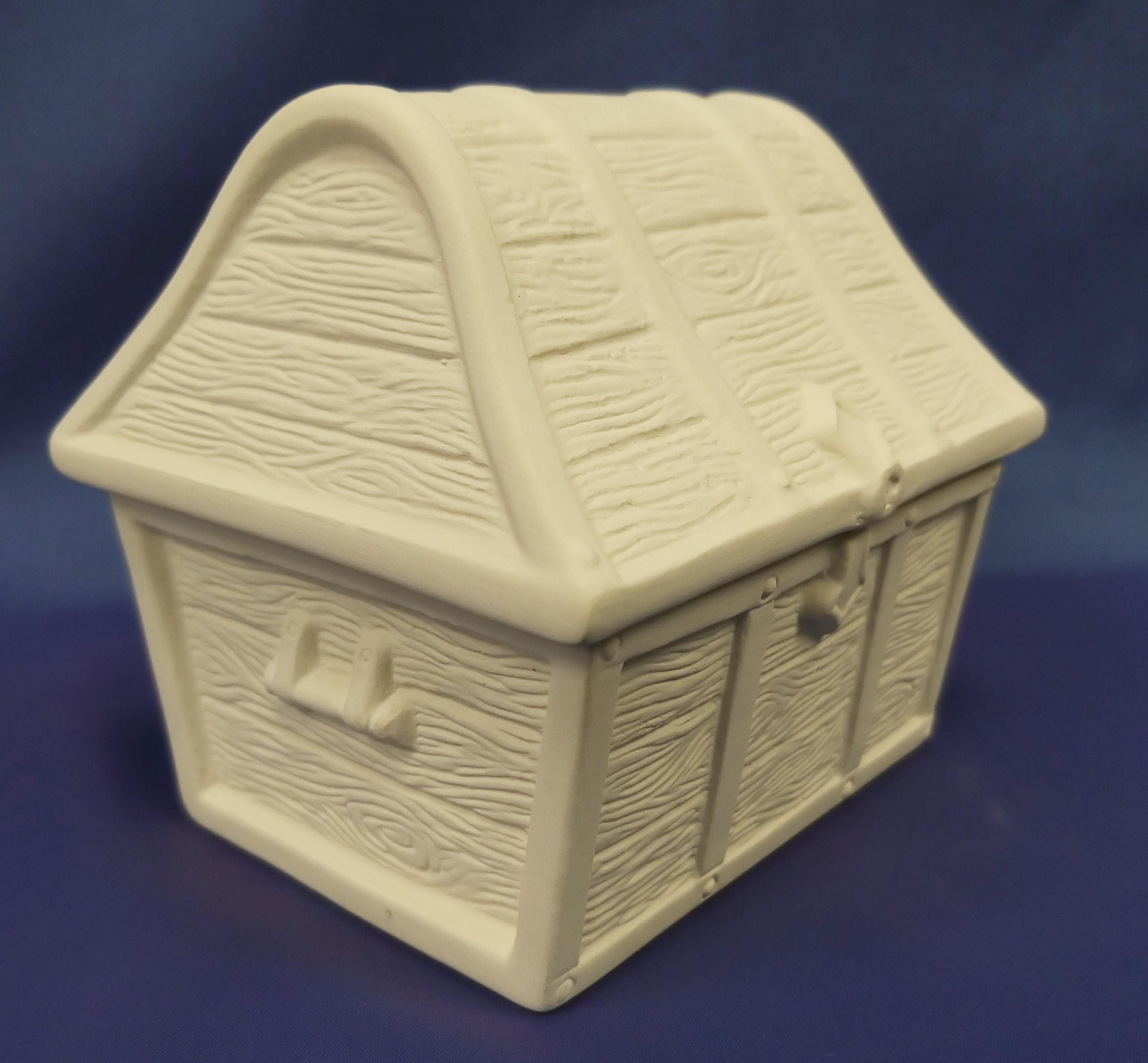 Pirate Treasure Chest Box