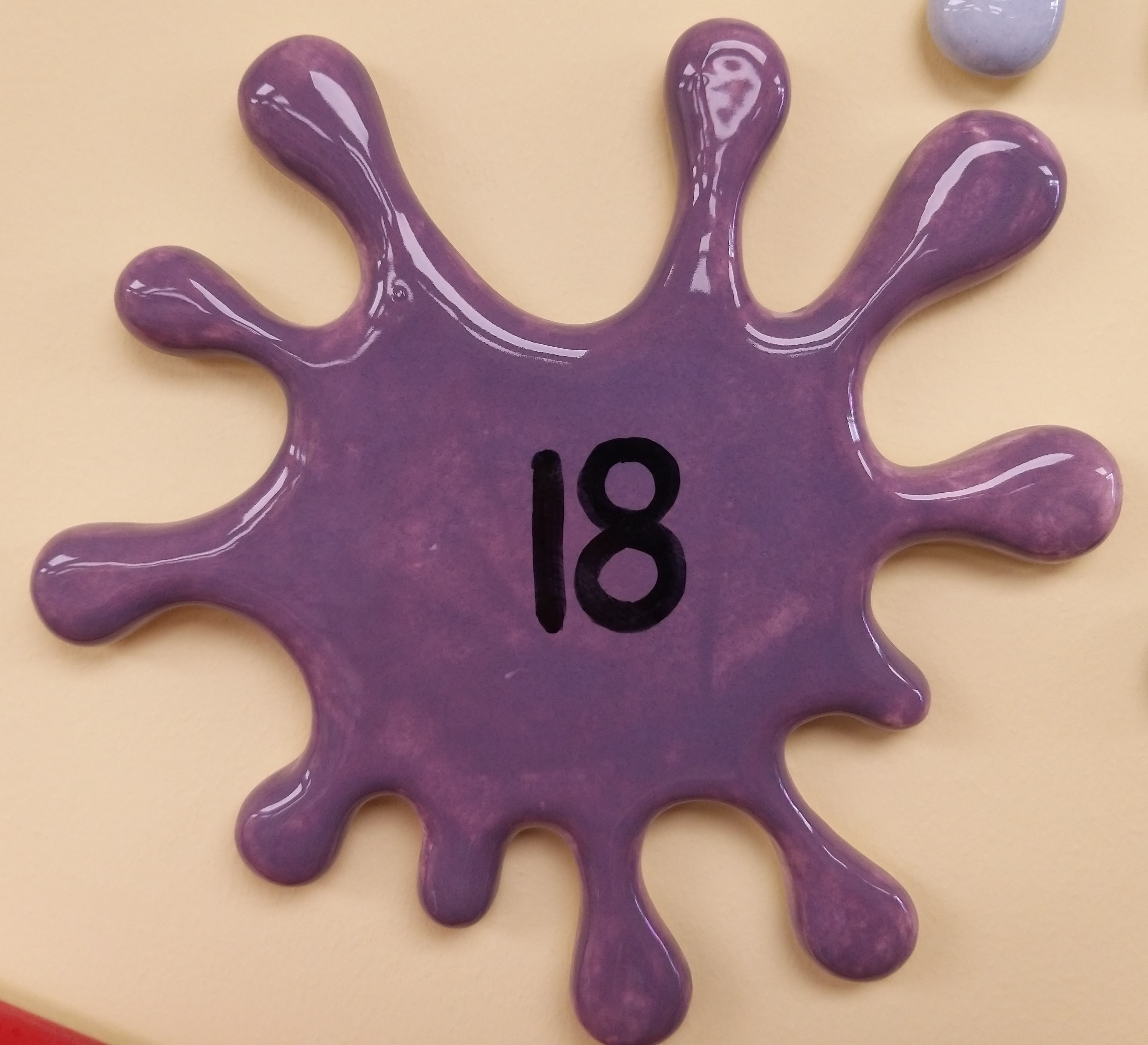 18. Soft Purple