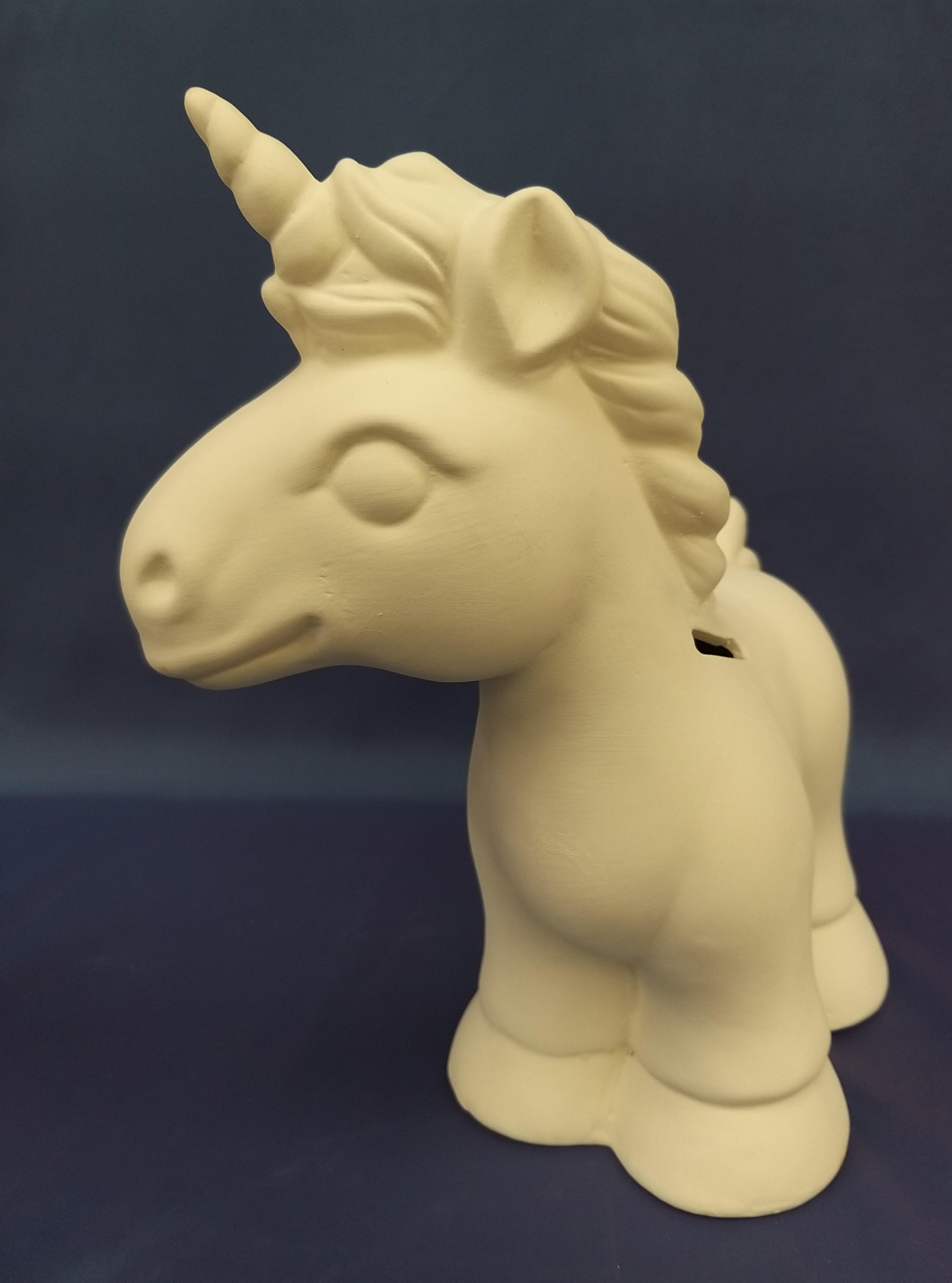Huge Unicorn Money Bank