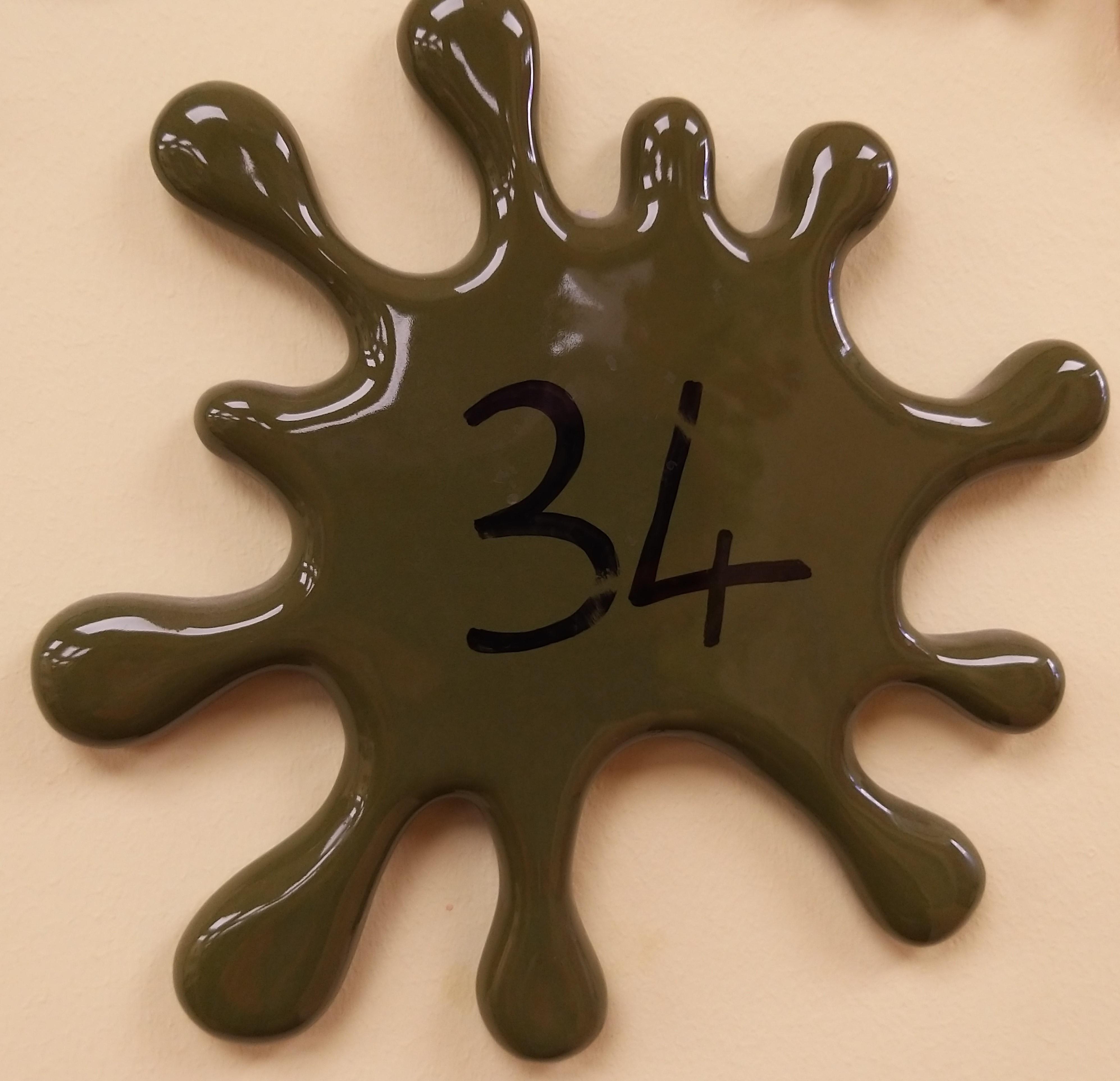 34. Khaki Green