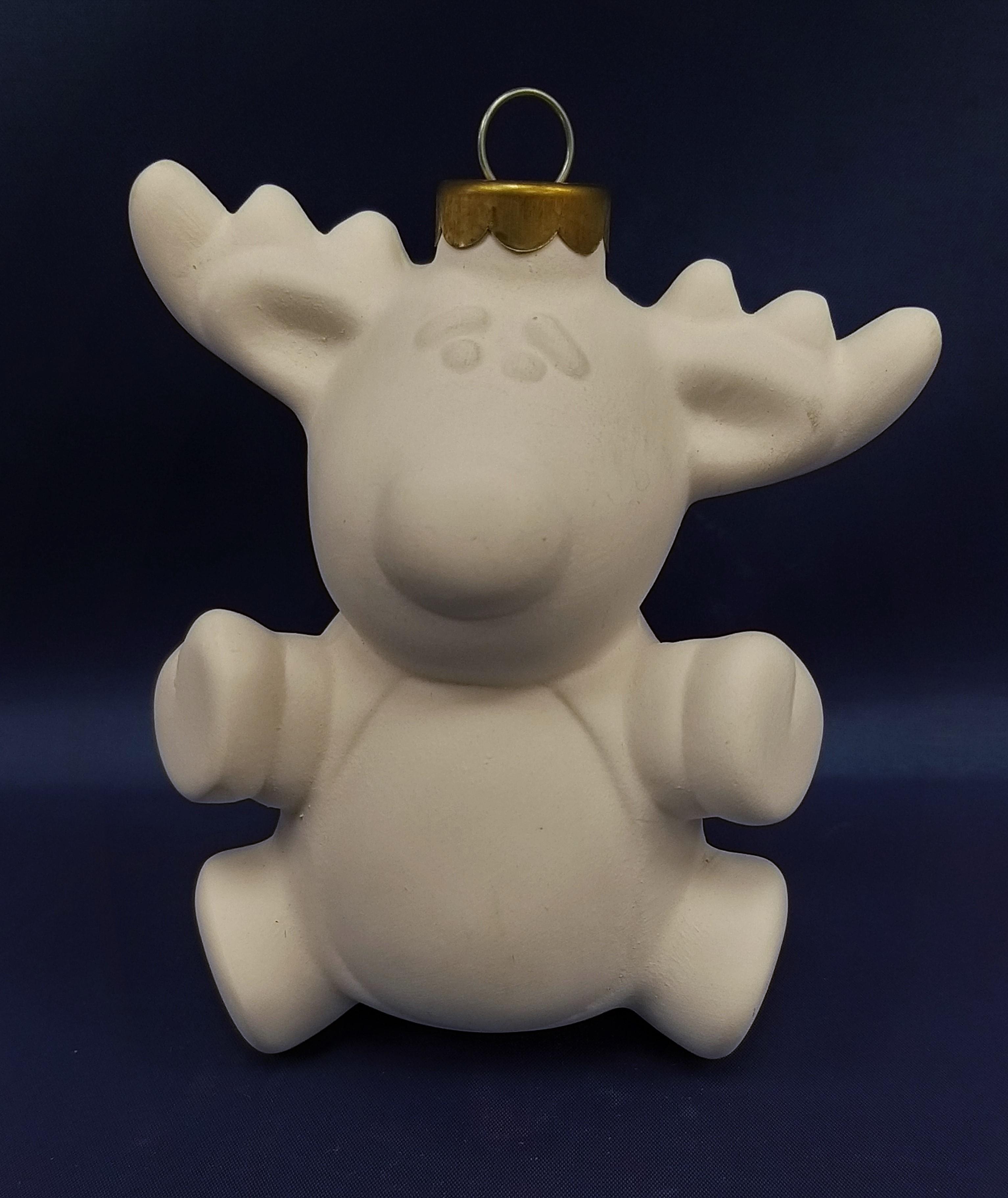 Cute Reindeer Bauble