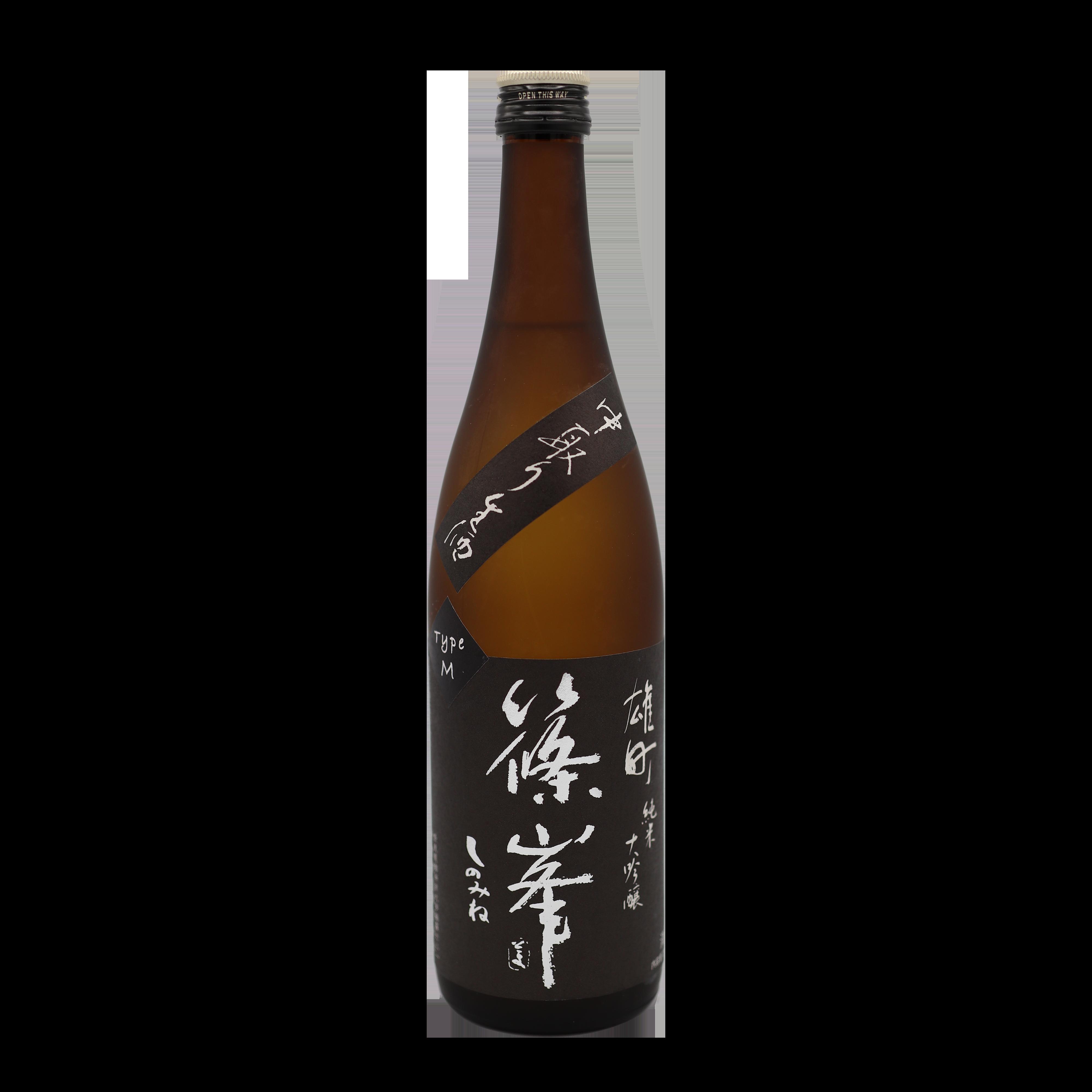 Shinomine Omachi Junmai Daiginjo