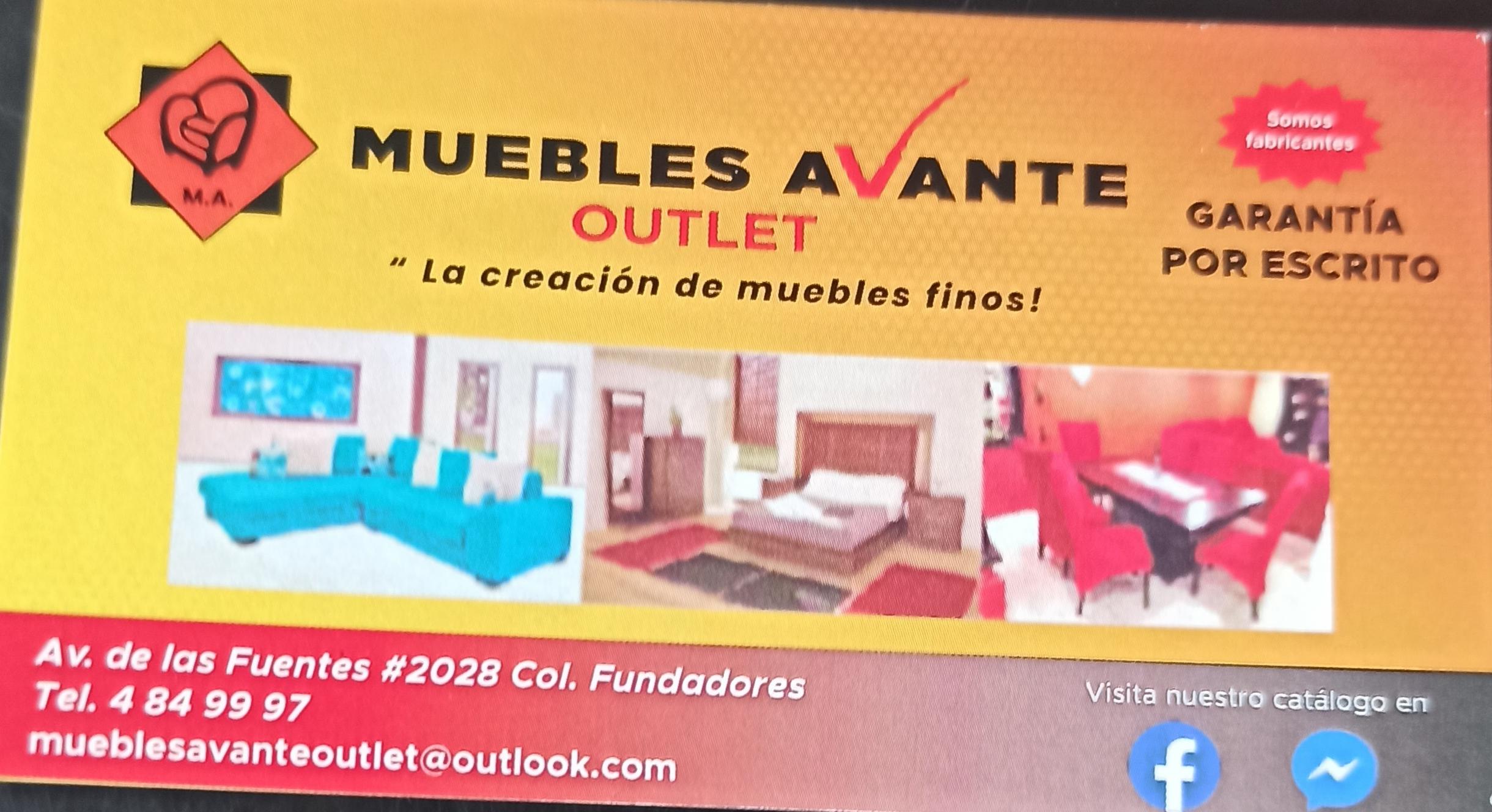 Muebles Avante Outlet