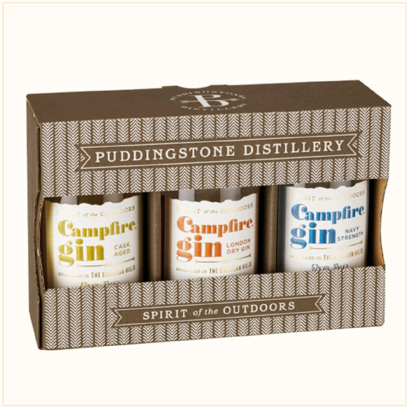 Campfire Gin Gift pack