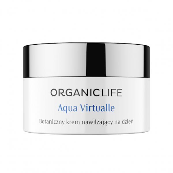 Aqua Virtualle moisturizing botanical day cream