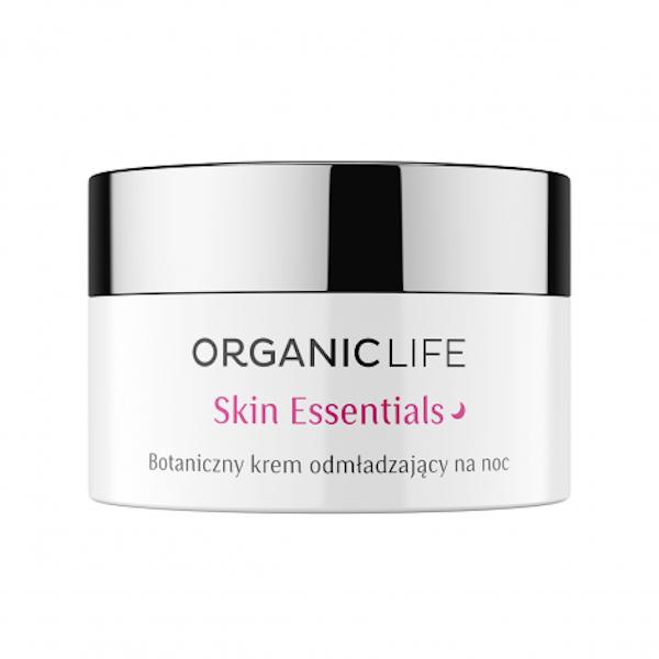 Skin Essentials rejuvenating botanical night cream