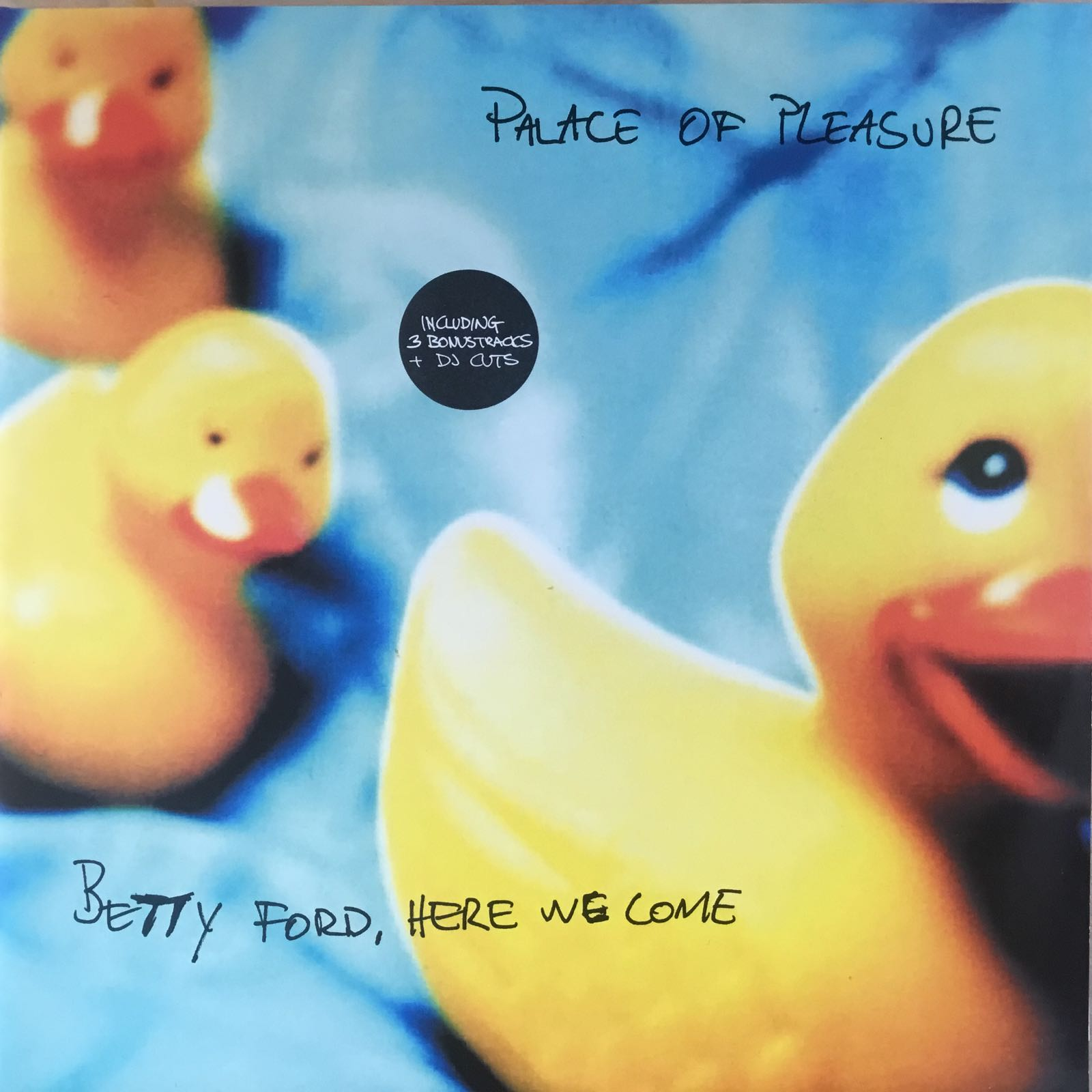 Palace of Pleasure - Betty Ford, Here we come [LP]