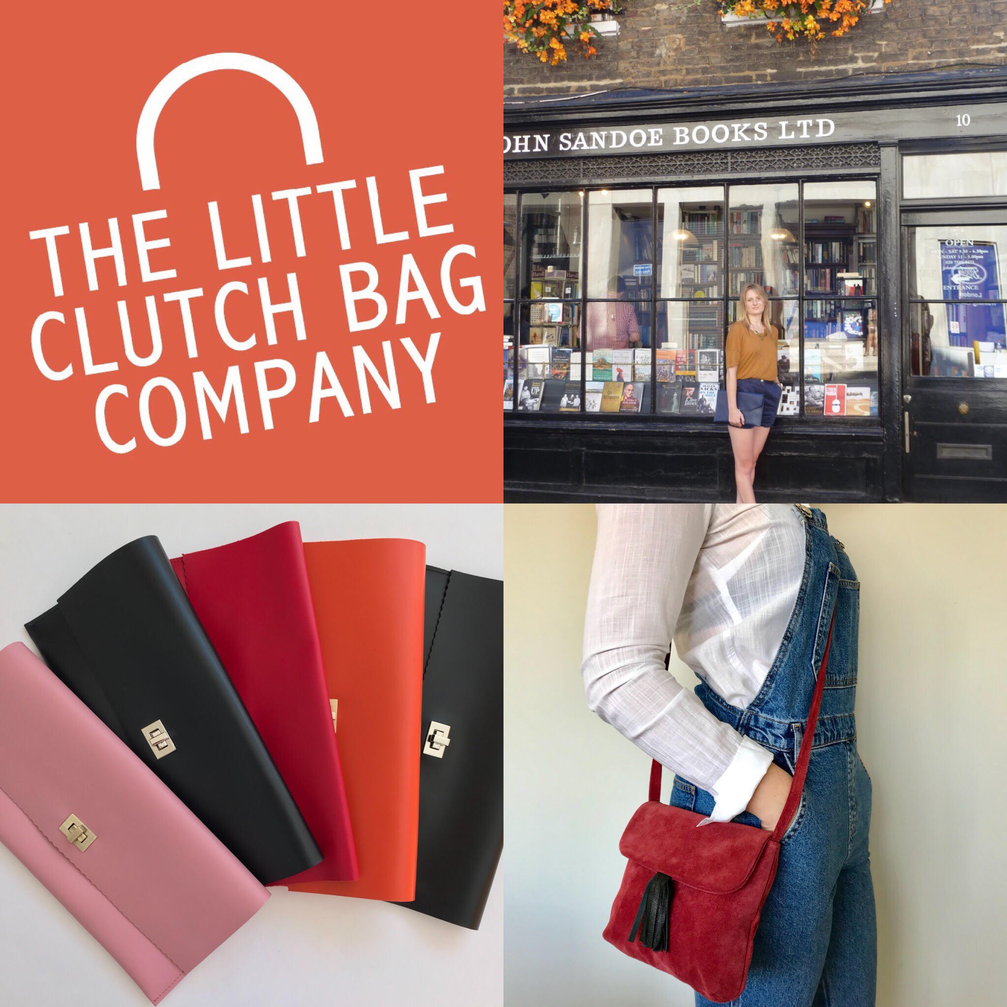THE LITTLE CLUTCH BAG COMPANY LIMITED