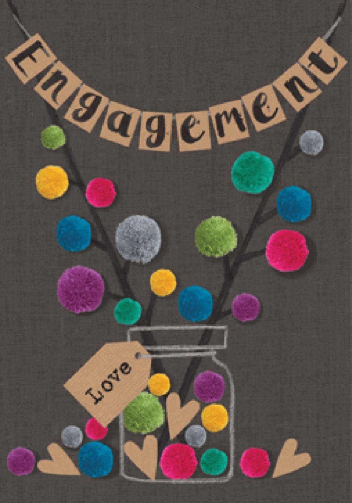 'Engagement' Sarah Kelleher Card