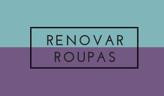 Brecho Renovar Roupas