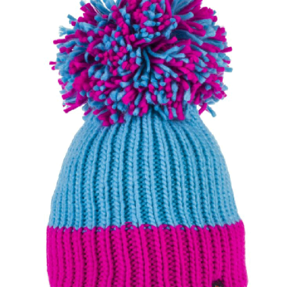 Neon Blink Big Bobble Hat
