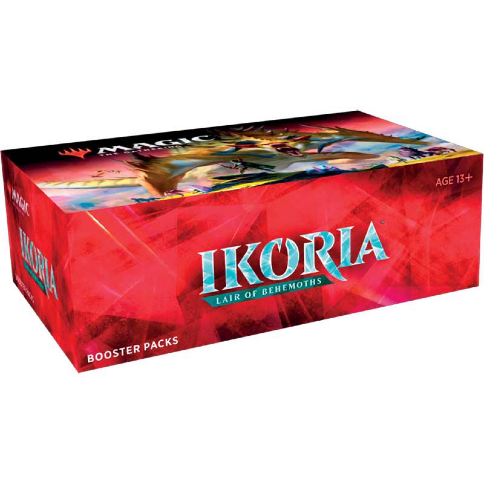 Ikoria: Lair of Behemoths Display