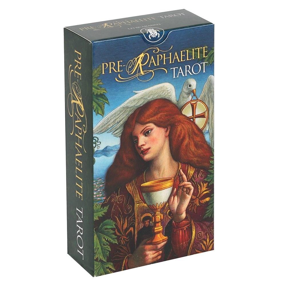 Pre Raphaelite tarot korttipakka