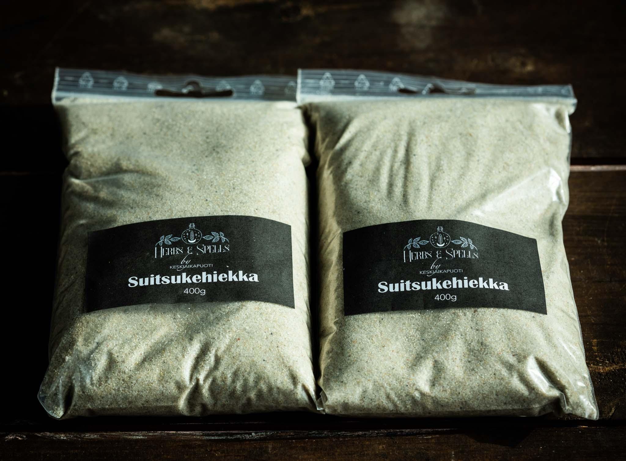 Suitsukehiekka 200 g (Herbs&Spell by keskiaikapuoti)