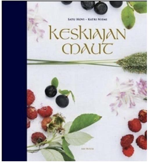 Keskiajan maut - Satu Hovi ja Katri Niemi kirja