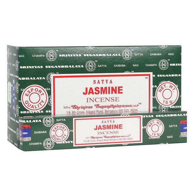 Jasmine-suitsuke, Satya