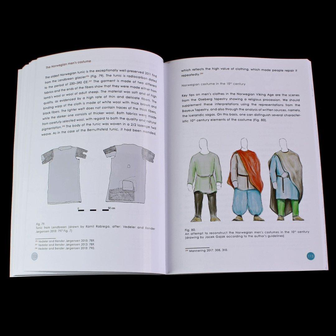 Viking Dress Code kirja - Kamil Rabiega