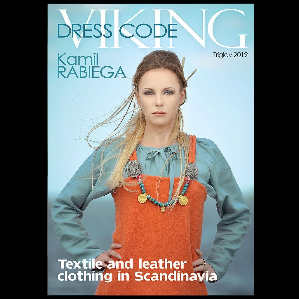 Viking Dress Code kirja - Kamil Rabiega