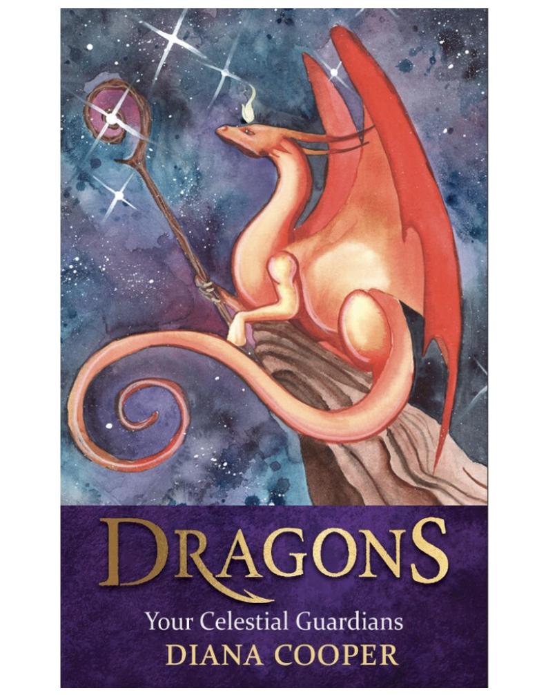 Dragons: Your Celestial Guardians, Diana Cooper kirja