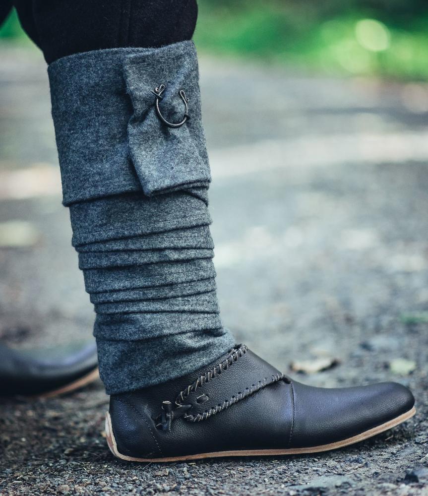 Jalkakääre Karl villasekoitetta useita värejä