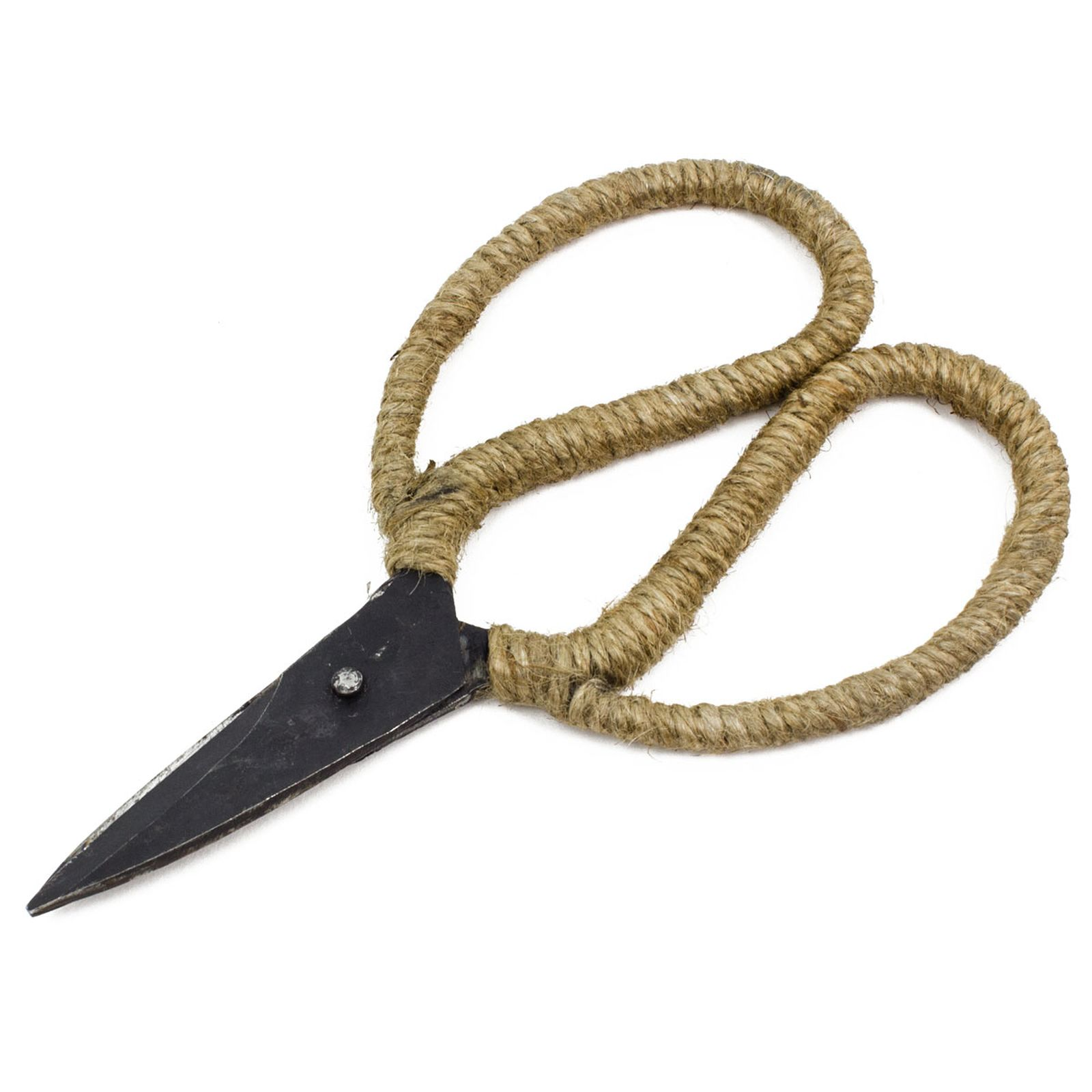 Käsintaotut sakset, terän pituus n.5cm